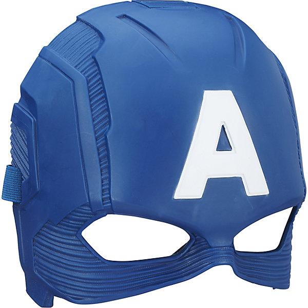 Маска Avengers Первый Мститель Капитан АмерикаИгрушки<br>Характеристики Маски Мстители Captain America (Капитан Америка): <br><br> - герои мультфильмов: Captain America Капитан Америка<br> - возраст: от 4 лет<br> - пол: для мальчиков<br> - размер упаковки: 19 * 11 * 30 см<br> - комплектация: маска<br><br>Маска героя Captain America (Капитан Америка) торговой компании Hasbro (Хасбо) обязательно понравится поклонникам вселенной Marvel. Капитан Америка - отважный супер-солдат, истинный патриот, защитник и борец со злом. Не обладая никакими суперспособностями, Капитан Америка под действием специальной сывороткой превращается в совершенного бойца: усиливается скорость, выносливость, реакция.<br>Данная маска выпущена по мотивам новейшего фильма Первый мститель: Противостояние. С ней Ваш мальчик почувствует себя настоящим супергероем и сможет разыгрывать сценки из фильма или придумывать собственные приключения и истории. Маска выполнена с высокой степенью детализации, фиксируется на голове с помощью ремешков. Изделие изготовлено из качественного и нетоксичного пластика.<br><br>Маску героя Captain America (Капитан Америка) торговой компании Hasbro (Хасбо) можно купить в нашем интернет-магазине.<br><br>Ширина мм: 100<br>Глубина мм: 190<br>Высота мм: 600<br>Вес г: 192<br>Возраст от месяцев: 60<br>Возраст до месяцев: 120<br>Пол: Мужской<br>Возраст: Детский<br>SKU: 5064750