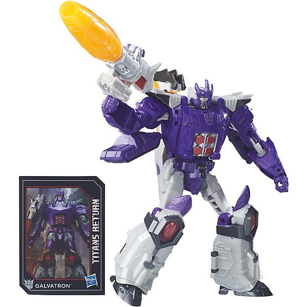 Войны Титанов Вояджер, Дженерейшнс, Трансформеры, B7769/B6460Трансформеры-игрушки<br>Характеристики трансформера Войны Титанов Вояджер, Дженерейшнс Transformers Generations Voyager Titans Return:<br><br>- возраст: от 8 лет<br>- герой: Transformers / Трансформеры<br>- пол: для мальчиков<br>- цвет: серый<br>- комплект: фигурка-трансформер, аксессуары.<br>- материал: пластик<br>- размер упаковки: 12 * 6 * 20.4 см.<br>- упаковка: блистер на картоне.<br>- страна обладатель бренда: США.<br><br>Трансформеры Дженерэйшенс: Войны Титанов Вояджер (Transformers Voyager) - замечательная игрушка от известной торговой марки Hasbro (Хасбо), отличный подарок для любого мальчика к любому празднику! Этот робот может тремя простыми манипуляциями трансформироваться в грузовик, совсем как Оптимус Прайм (Optimus Prime) - главный персонаж популярнейшей кинофраншизы Трансформерыи трансформирующаяся в 10 этапов из робота в грузовую машину. В комплекте прилагается подробная инструкция. С Вояджером ребенок сможет устраивать различные игры космической тематики, в которых, по закону жанра, Трансформеры будут принимать участие в межгалактических противостояниях и сражениях, защищая планеты от опасности. Игрушка выполнена из высококачественных материалов, экологически чистых и безопасных для здоровья ребенка.<br><br>Трансформер Войны Титанов Вояджер, Дженерейшнс (Transformers Generations Voyager Titans Return) торговой марки Hasbro (Хасбо) можно купить в нашем интернет-магазине.<br>Ширина мм: 88; Глубина мм: 215; Высота мм: 253; Вес г: 480; Возраст от месяцев: 96; Возраст до месяцев: 144; Пол: Мужской; Возраст: Детский; SKU: 5064761;