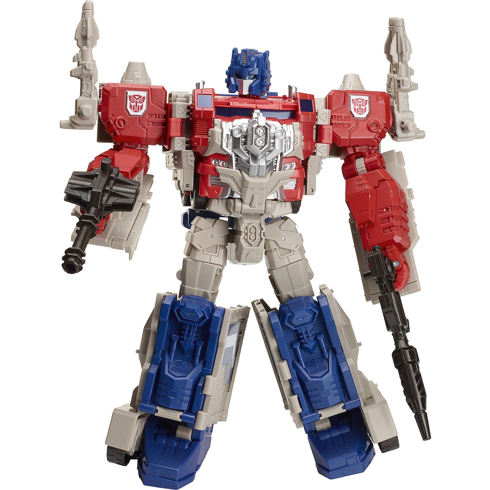 Войны Титанов Лидер, Дженерейшнс, Трансформеры, B7997/B6461Характеристики трансформера Войны Титанов Вояджер, Дженерейшнс Transformers Generations Voyager Titans Return:<br><br>- возраст: от 8 лет<br>- герой: Transformers / Трансформеры<br>- пол: для мальчиков<br>- цвет: красный/серый/синий<br>- комплект: фигурка-трансформер, аксессуары.<br>- материал: пластик<br>- размер упаковки: 10.3 * 31.6 * 25.4 см.<br>- упаковка: блистер на картоне.<br>- страна обладатель бренда: США.<br><br>Трансформер серии Generations Combiner Wars Voyager от Hasbro, станет любимой игрушкой для юного любителя роботов и техники. Робот-трансформер знаменитый персонаж популярного фильма и мультфильма выглядит весьма внушительно и даже устрашающе, поражает его размер. У игрушки достаточно сложная, но невероятно занимательная трансформация!<br><br>Трансформер Войны Титанов Вояджер, Дженерейшнс (Transformers Generations Voyager Titans Return) торговой марки Hasbro (Хасбо) можно купить в нашем интернет-магазине<br><br>Ширина мм: 103<br>Глубина мм: 254<br>Высота мм: 2500<br>Вес г: 641<br>Возраст от месяцев: 96<br>Возраст до месяцев: 144<br>Пол: Мужской<br>Возраст: Детский<br>SKU: 5064763