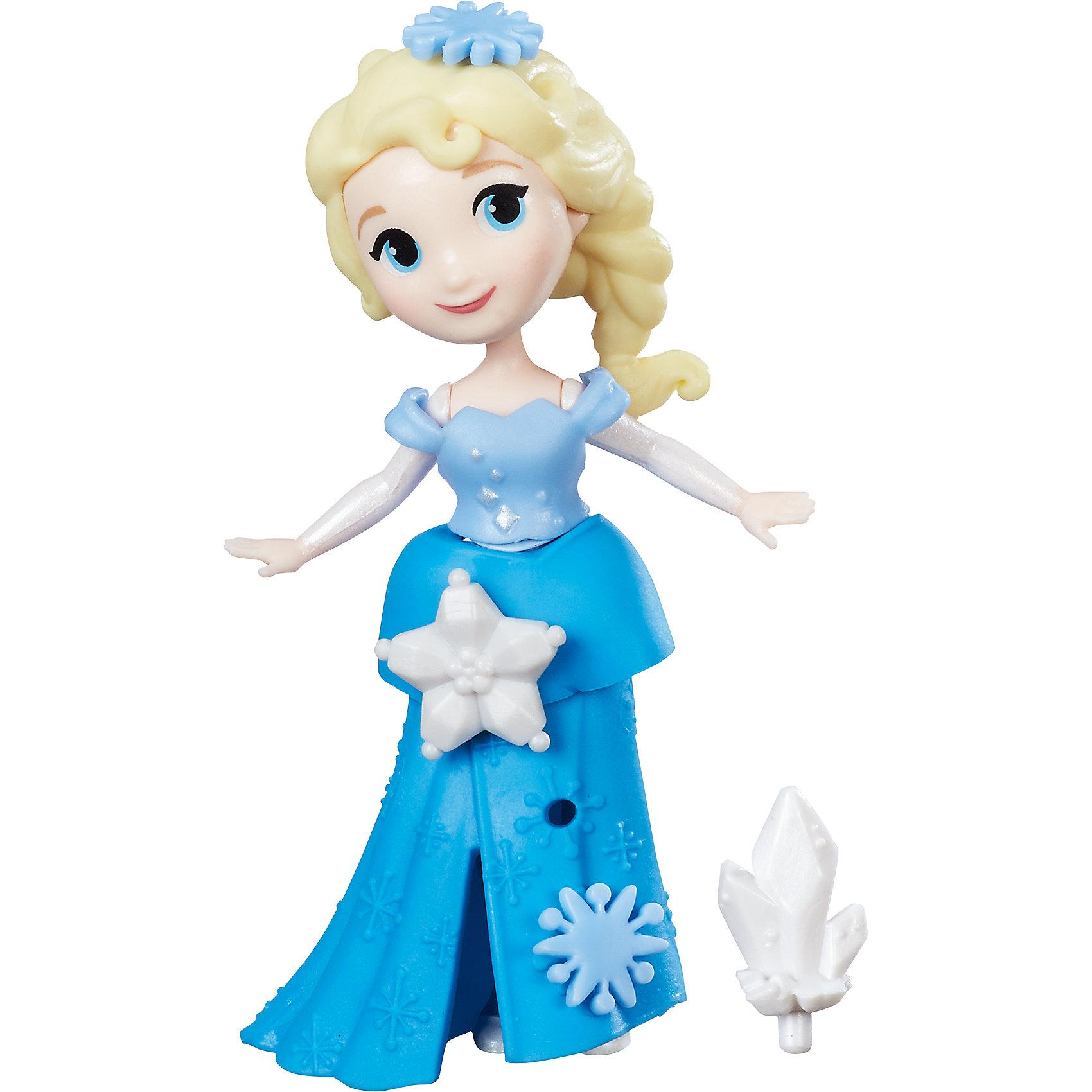 Маленькая кукла Холодное сердце, C1096/C1099Характеристики маленькой куклы Холодное сердце:<br><br>- возраст: от 3 лет<br>- герой: холодное сердце / Frozen<br>- пол: для девочек<br>- комплект: мини-куклы Анна и Эльза, фигурка снеговика Олафа.<br>- материал: высококачественный пластик.<br>- размер упаковки: 25 * 16.5 * 5.5 см.<br>- высота мини-кукол: 9 см.<br>- высота фигурки снеговика:4 см.<br>- упаковка: картонная коробка блистерного типа.<br>- страна обладатель бренда: США.<br><br>Героини Disney Princess Холодного сердца понравится юной поклоннице диснеевского анимационного фильма. Игровой набор состоит из двух маленьких кукол — Эльзы и Анны, а также множества различных фигурок и аксессуаров. Пышные платья героинь можно декорировать, в наборе имеются различные украшения. Набор предназначен для увлекательной сюжетно-ролевой игры: маленькая поклонница Холодного сердца  сможет воспроизвести любимые сценки из мультфильма или придумать собственный сюжет, полный приключений.<br><br>Набор маленьких кукол Холодное сердце торговой марки Hasbro (Хасбо) можно купить в нашем интернет-магазине.<br><br>Ширина мм: 97<br>Глубина мм: 38<br>Высота мм: 325<br>Вес г: 59<br>Возраст от месяцев: 36<br>Возраст до месяцев: 72<br>Пол: Женский<br>Возраст: Детский<br>SKU: 5064767