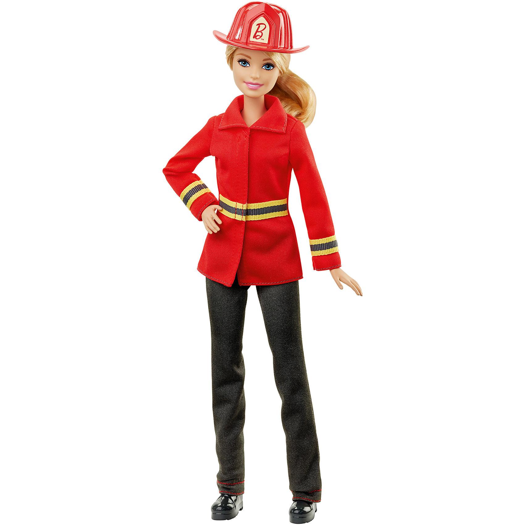 Кукла Barbie Пожарный из серии