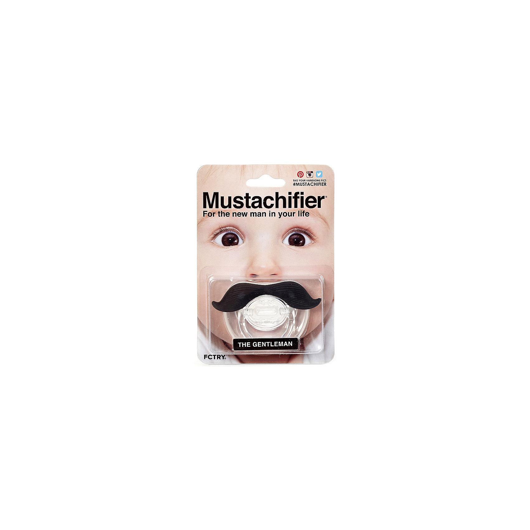 Соска-пустышка Джентельмен (The Gentleman), MustachifierСоска-пустышка Джентльмен (The Gentleman), Mustachifier.<br><br>Характеристики:<br>• изготовлена из качественного пищевого силикона<br>• не содержит бисфенол-А<br>• имеет антисептическое покрытие<br>• ортодонтическая форма<br>• помогает сформировать правильный прикус<br>• подвижная ручка<br>• защитный колпачок<br>• отверстия для вентиляции<br>• оригинальный дизайн<br><br>Соска-пустышка Джентльмен (The Gentleman), Mustachifier пригодится крохе в первый год жизни. Она изготовлена из высококачественного силикона с антисептическим покрытием. Ортодонтическая форма соски поможет сформировать правильный прикус у ребенка. В комплекте есть колпачок, который поможет защитить соску от пыли и грязи. Необычный дизайн с усами сделает из малыша настоящего джентльмена. Отличный вариант для необычной фотосессии малыша!<br><br>Соску-пустышку Джентльмен (The Gentleman), Mustachifier вы можете приобрести в нашем интернет-магазине.<br><br>Ширина мм: 90<br>Глубина мм: 50<br>Высота мм: 125<br>Вес г: 33<br>Возраст от месяцев: 0<br>Возраст до месяцев: 36<br>Пол: Мужской<br>Возраст: Детский<br>SKU: 5068742