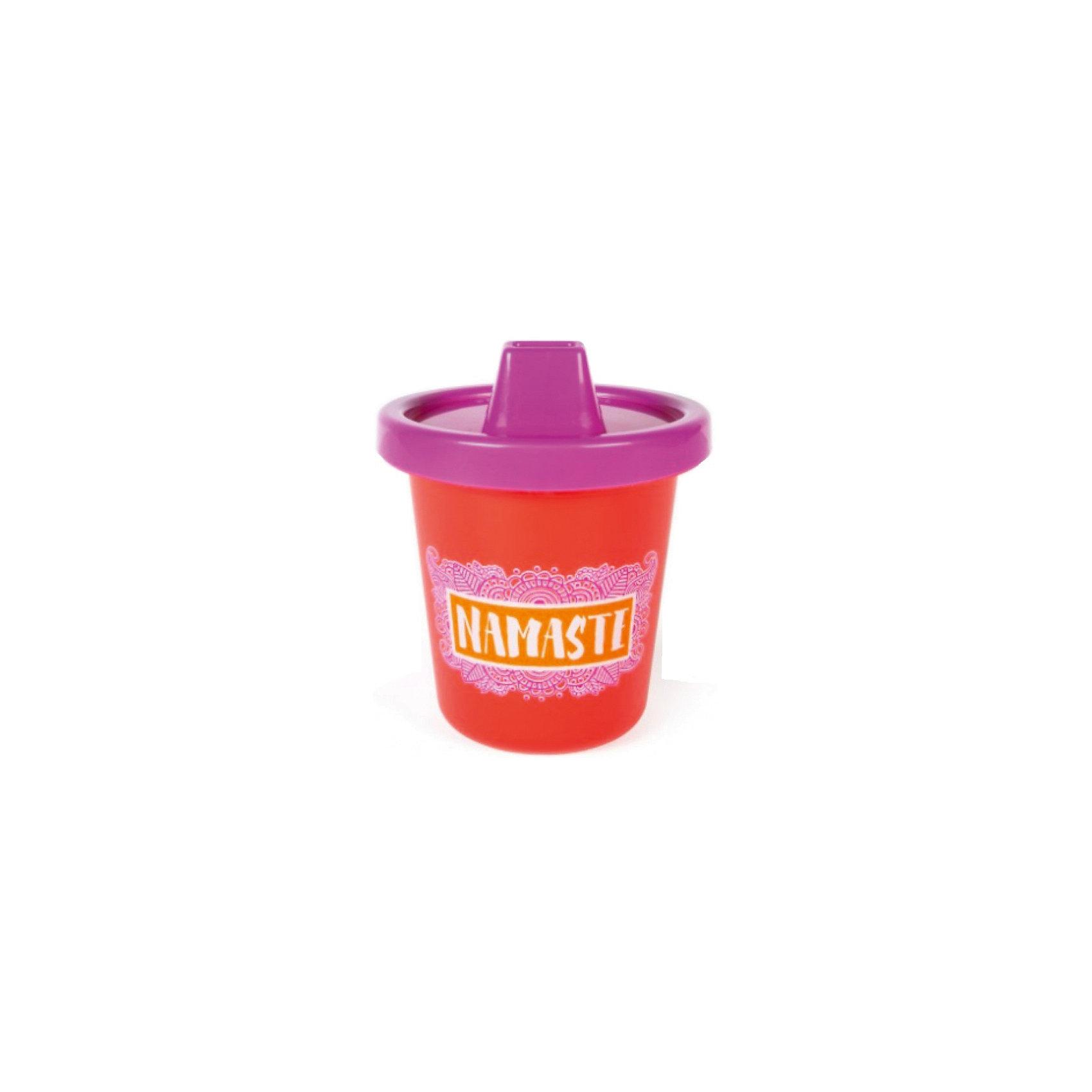 Поильник Namaste Sippy Cup, GamagoПоильники<br>Поильник Namaste Sippy Cup, Gamago.<br><br>Характеристики:<br>• изготовлен из прочного качественного пластика<br>• не содержит бисфенол-А<br>• крышка-непроливайка<br>• подходит для посудомоечной машины<br>• удобен для детских рук<br>• легко мыть<br>• оригинальный дизайн<br>• материал: пластик<br>• объем: 225 мл<br>• размер: 10х10х12 см<br>• цвет: розовый<br><br>Поильник Namaste Sippy Cup, Gamago изготовлен из экологически чистых материалов, безопасных для ребенка. Крышка-непроливайка обеспечит крохе сухость во время использования. Необычный дизайн поильника создан специально для любителей необычных вещей. Прекрасный выбор для стильных детей!<br><br>Поильник Namaste Sippy Cup, Gamago вы можете купить в нашем интернет-магазине.<br><br>Ширина мм: 80<br>Глубина мм: 800<br>Высота мм: 135<br>Вес г: 36<br>Возраст от месяцев: 6<br>Возраст до месяцев: 36<br>Пол: Унисекс<br>Возраст: Детский<br>SKU: 5068745