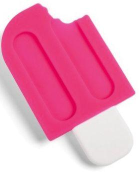 Прорезыватель Cool Pop Teether, Gamago, розовый