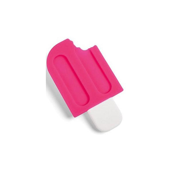 Прорезыватель Cool Pop Teether, Gamago, розовыйПустышки<br>Прорезыватель Cool Pop Teether, Gamago, розовый.<br><br>Характеристики:<br>• не содержит бисфенол-А <br>• успокаивает десны при прорезывании зубов <br>• удобная форма для детской ручки<br>• необычный дизайн <br>• материал: 100% силикон<br>• размер: 19х9 см<br>• цвет: розовый<br><br>Прорезыватель Cool Pop Teether, Gamago напомнит вам о жарких летних днях, ведь он выполнен в форме мороженое, кусочек которого, кажется, кто-то откусил. Прорезыватель изготовлен из качественных материалов, не содержит бисфенол-А и полностью безопасен для крохи. Удобная форма прорезывателя позволит малышу держать его самостоятельно. Позаботьтесь о деснах крохи с необычным прорезывателем!<br><br>Прорезыватель Cool Pop Teether, Gamago, розовый вы можете купить в нашем интернет-магазине.<br><br>Ширина мм: 90<br>Глубина мм: 100<br>Высота мм: 180<br>Вес г: 38<br>Возраст от месяцев: 3<br>Возраст до месяцев: 36<br>Пол: Женский<br>Возраст: Детский<br>SKU: 5068751