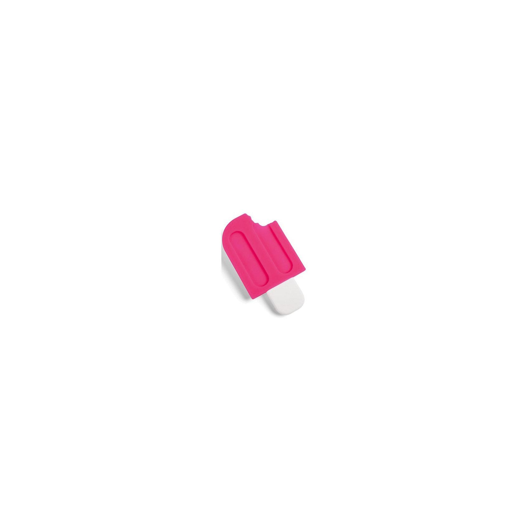 Прорезыватель Cool Pop Teether, Gamago, розовыйПрорезыватели<br>Прорезыватель Cool Pop Teether, Gamago, розовый.<br><br>Характеристики:<br>• не содержит бисфенол-А <br>• успокаивает десны при прорезывании зубов <br>• удобная форма для детской ручки<br>• необычный дизайн <br>• материал: 100% силикон<br>• размер: 19х9 см<br>• цвет: розовый<br><br>Прорезыватель Cool Pop Teether, Gamago напомнит вам о жарких летних днях, ведь он выполнен в форме мороженое, кусочек которого, кажется, кто-то откусил. Прорезыватель изготовлен из качественных материалов, не содержит бисфенол-А и полностью безопасен для крохи. Удобная форма прорезывателя позволит малышу держать его самостоятельно. Позаботьтесь о деснах крохи с необычным прорезывателем!<br><br>Прорезыватель Cool Pop Teether, Gamago, розовый вы можете купить в нашем интернет-магазине.<br><br>Ширина мм: 90<br>Глубина мм: 100<br>Высота мм: 180<br>Вес г: 38<br>Возраст от месяцев: 3<br>Возраст до месяцев: 36<br>Пол: Женский<br>Возраст: Детский<br>SKU: 5068751