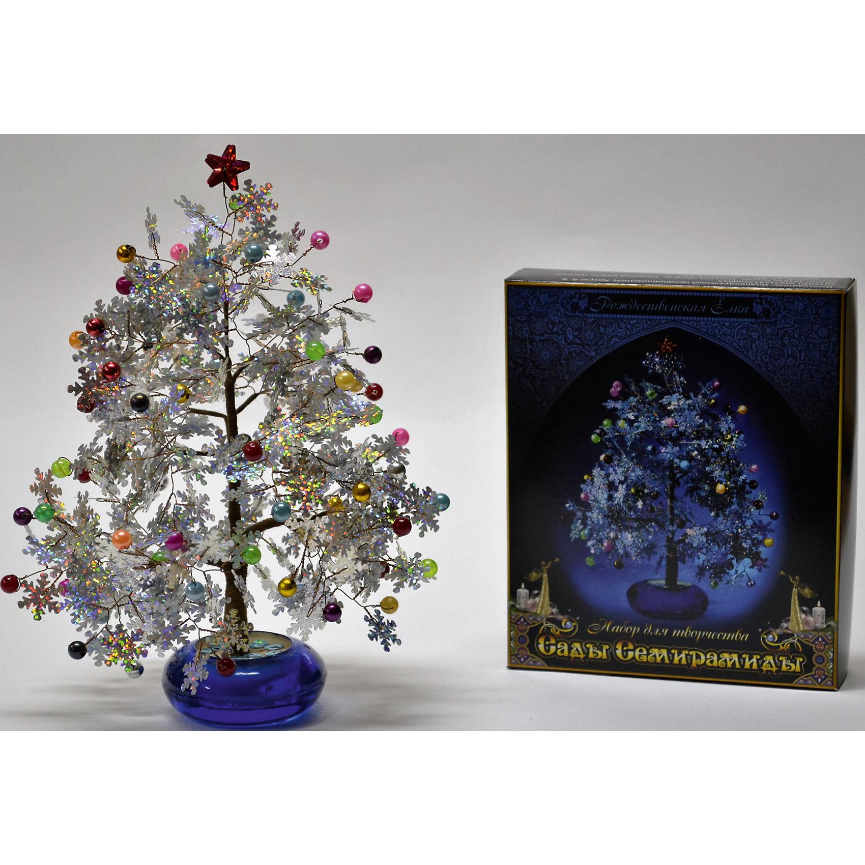 - Набор для творчества Сады Семирамиды Рождественская елочка наборы для творчества eastcolight набор для исследований tele science 35 предметов