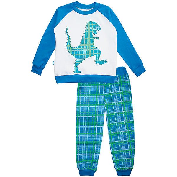 Пижама для мальчика KotMarKotПижамы и сорочки<br>Пижама для мальчика от известного бренда KotMarKot.<br>Состав:<br>100% хлопок<br><br>Ширина мм: 281<br>Глубина мм: 70<br>Высота мм: 188<br>Вес г: 295<br>Цвет: белый<br>Возраст от месяцев: 24<br>Возраст до месяцев: 36<br>Пол: Мужской<br>Возраст: Детский<br>Размер: 98,92,134,128,122,116,110,104<br>SKU: 5069386