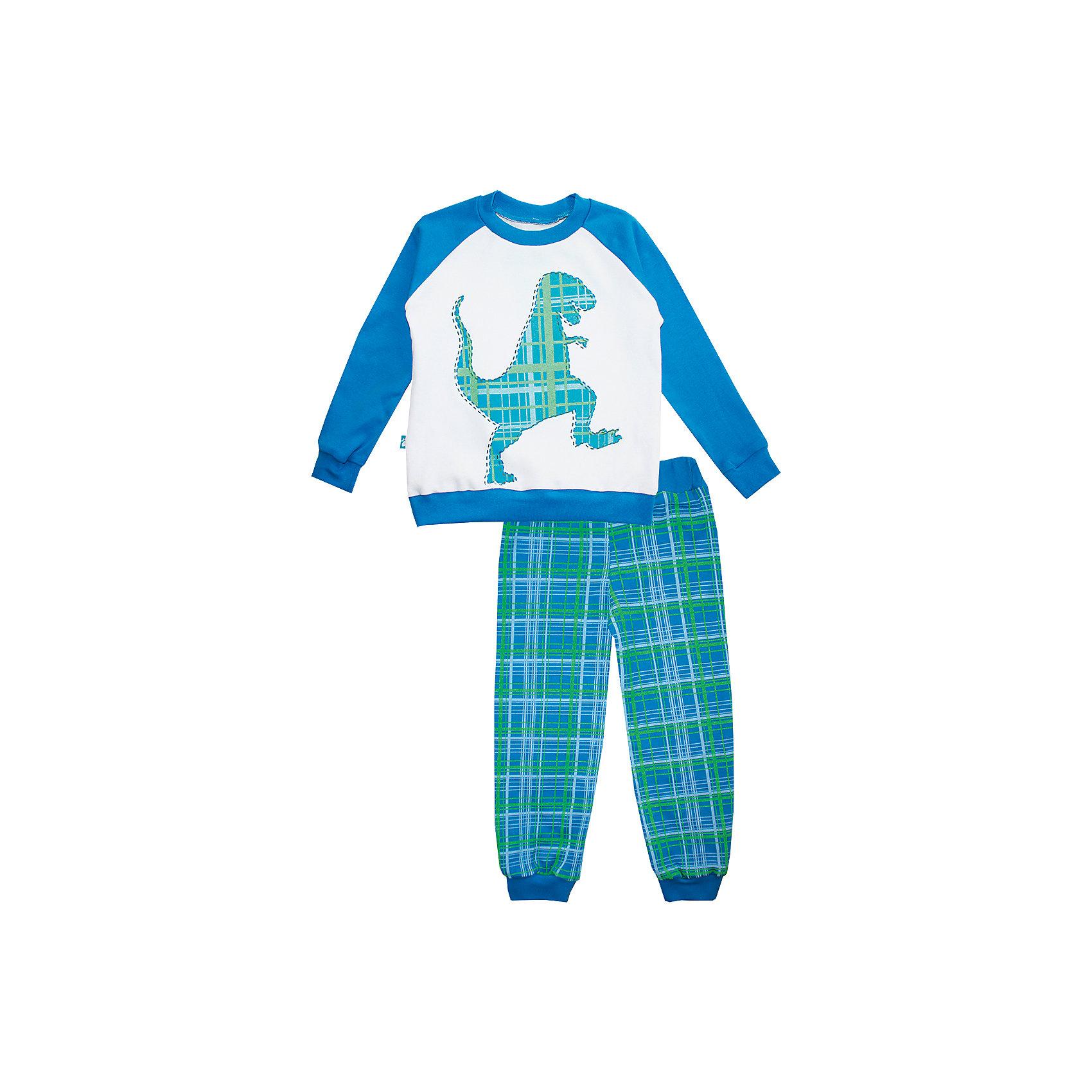 КотМарКот Пижама для мальчика КотМарКот