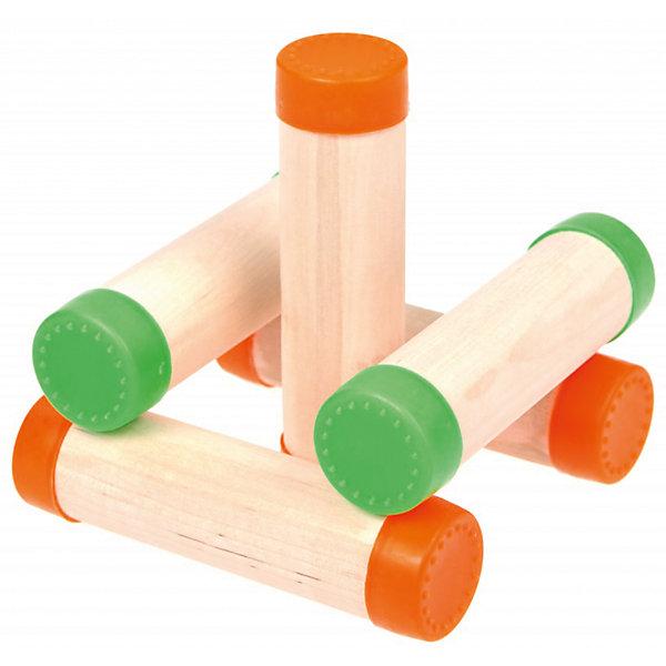 Настольная игра Городки Люкс, МагелланНастольные игры для всей семьи<br>Характеристики:<br><br>• возраст: от 7 лет<br>• комплектация: 5 городков, 2 длинные биты, подробная инструкция на русском языке.<br>• материал: дерево, пластик<br>• количество игроков: от 2 до 4 человек<br>• время игры: 10-20 минут<br>• упаковка: сумка-чехол<br>• размер упаковки: 50х10х10 см.<br>• вес: 1,13 кг.<br><br>Городки — замечательная спортивная игра, которая известна вот уже несколько веков.<br><br>Цель игры –  «выбивать» городки, то есть бросать биту таким образом, чтобы попадать по чуркам – деревянным цилиндрам, из которых строятся разные фигуры.<br><br>Настольную игру Городки Люкс, Магеллан можно купить в нашем интернет-магазине.<br>Ширина мм: 70; Глубина мм: 15; Высота мм: 630; Вес г: 1204; Возраст от месяцев: 84; Возраст до месяцев: 2147483647; Пол: Унисекс; Возраст: Детский; SKU: 5076544;