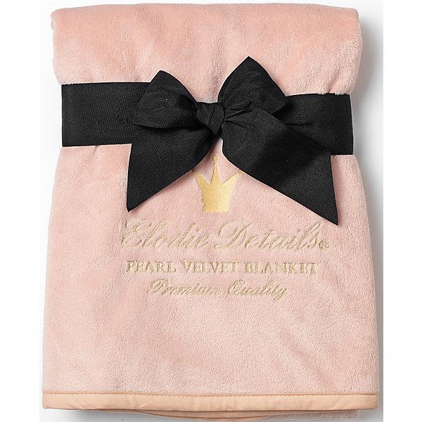 Плед Powder Pink, Elodie DetailsПледы и покрывала<br>Плед Powder Pink, Elodie Details.<br><br>Характеристики: <br><br>• Материал: флис  Pearl Velvet.<br>• Влагоизоляционный материал.<br>• Рекомендована машинная стирка.<br>•  Размеры: 75х100 см.<br><br>Плед Powder Pink, Elodie Details от известного шведского производителя функциональных и инновационных товаров для детей. Плед выполнен из бархатного флиса  Pearl Velvet. Этот материал  нового поколения завораживает своей нежностью и теплотой. Данная модель выполнена в нежном пудрово- розовом  цвете и украшена золотым принтом (логотип бренда). Pearl Velvet имеет влагоизоляционные особенности, что важно  и необходимо для детских одеял. Таким пледом очень удобно пользоваться, он отлично подходит для любого времени года. Прекрасно подходит для использования в коляске. Высокое качество материала позволяет стирать плед в стиральной машине. Даже после многократных стирок Плед Powder Pink, Elodie Details не потеряет свою форму, мягкость и цвет. Материалы, из которых сделан плед, протестированы на качество, гигиеничность и безопасность. Подарите ребенку заботу и комфорт, завернув его в такой плед!<br><br>Плед Powder Pink, Elodie Details, можно купить в нашем интернет  -магазине.<br>Ширина мм: 450; Глубина мм: 230; Высота мм: 30; Вес г: 380; Возраст от месяцев: 0; Возраст до месяцев: 36; Пол: Унисекс; Возраст: Детский; SKU: 5077456;