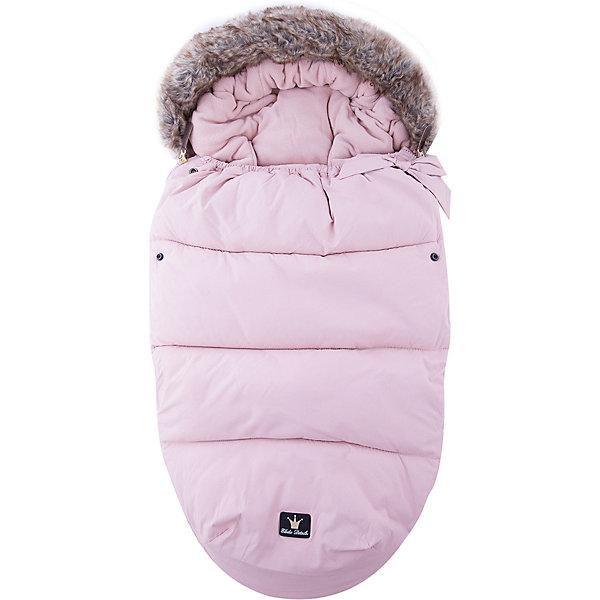 Конверт зимний с опушкой в коляску Powder Pink, Elodie DetailsДетские конверты<br>Конверт зимний с опушкой в коляску Powder Pink, Elodie Details<br><br>Характеристики:<br><br>• Сезон: зима для температуры до -25 °C<br>• Цвет: пудрово-розовый .<br>• Материал верха: 60% вискоза, 40% полиуретан.<br>• Утеплитель: холлофайбер.<br>• Материал подклада: флис.<br>• Оторочка из искусственного меха Colar.<br>• Тип застежки: молния.<br><br>Размер:<br>- длина 110см;<br>- ширина 53см.<br><br>Конверт зимний с опушкой в коляску Powder Pink, Elodie Details–это новинка от шведского бренда Elodie Details. Теплый, легкий и удобный, он обеспечит вашему малышу оптимальный комфорт и тепло. Покрытие конверта изготовлено по новейшей технологии BIONIC-FINISH® ECO, благодаря чему надежно защищено от ветра, влаги и снега. Этот зимний конверт подходит к любому типу колясок. Верхняя часть конверта оторочена  искусственным мехом и может использоваться, как капюшон. Ножки ребенка остаются не зафиксированными. В качестве наполнителя в конверте использован  холлофайбер — инновационный, экологически чистый и гипоаллергенный материал, который обеспечивает качественное сохранение тепла. В конверте предусмотрены отверстия для 5-точечных ремней безопасности. Конверт зимний с опушкой в коляску Powder Pink, Elodie Details не требует специального ухода, его можно стирать в стиральной машине, используя указанный режим.<br>Зимние прогулки в таком конверте могут быть длительными и приятными!<br><br><br>Конверт зимний с опушкой в коляску Powder Pink, Elodie Details, можно купить в нашем интернет - магазине.<br>Ширина мм: 1100; Глубина мм: 530; Высота мм: 60; Вес г: 900; Цвет: розовый; Возраст от месяцев: 0; Возраст до месяцев: 24; Пол: Женский; Возраст: Детский; SKU: 5077472;