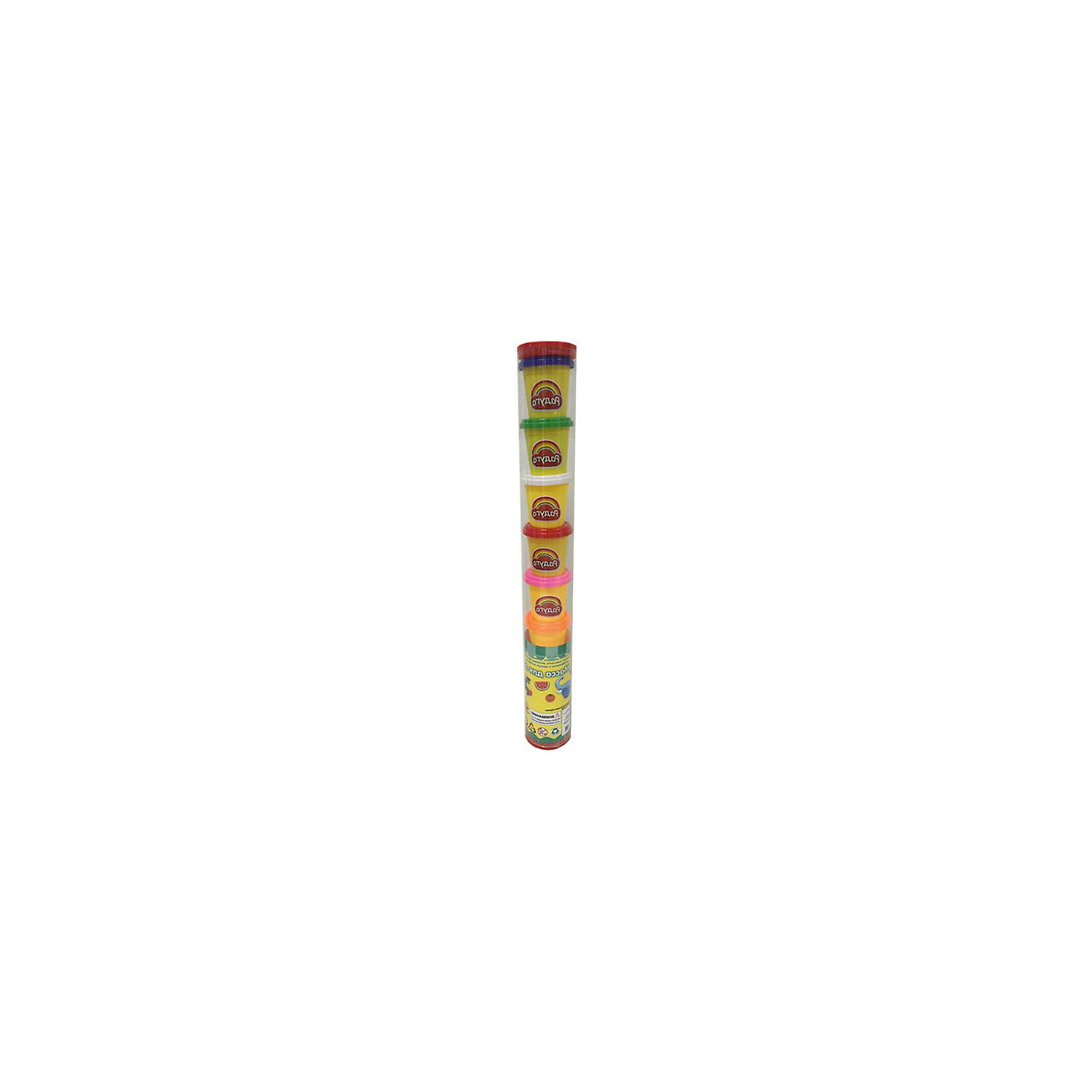 Набор Масса для лепки (8 баночек разных цветов, в тубе)Лепка<br>Масса для лепки, 8 баночек в тубе, Радуга<br><br>Характеристика:<br><br>-В набор входит:<br>-8 разноцветных баночек с массой для лепки<br>-Состав: пластилин, пластмасса <br>-Возраст: от 3 лет<br>-Производитель: MERX Limited<br><br>Благодаря мягкой текстуре массы для лепки, ребёнку будет не трудно создавать разные фигурки. Лепка влияет на развитие моторики рук, воображения и фантазии.  Вместе с массой для лепки ваш ребёнок испытает много положительных эмоций, не ограничивая свою фантазию и воображение <br><br>Масса для лепки, 8 баночек в тубе, Радуга можно приобрести в нашем интернет-магазине.<br><br>Ширина мм: 480<br>Глубина мм: 50<br>Высота мм: 50<br>Вес г: 531<br>Возраст от месяцев: 36<br>Возраст до месяцев: 144<br>Пол: Унисекс<br>Возраст: Детский<br>SKU: 5078263