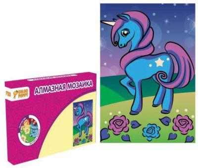 Color Puppy Набор для творчества Алмазная мозаика «Лошадка»
