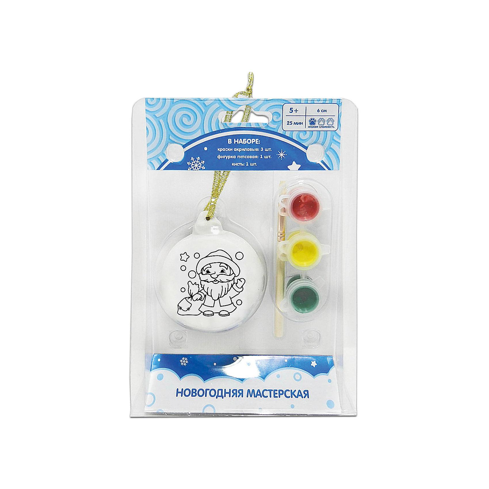 Color Puppy Набор для творчества Роспись шарика набор для творчества color puppy краски витражные 6цв 10мл