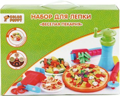 Color Puppy Набор для лепки Веселая пекарня , тесто 250 г