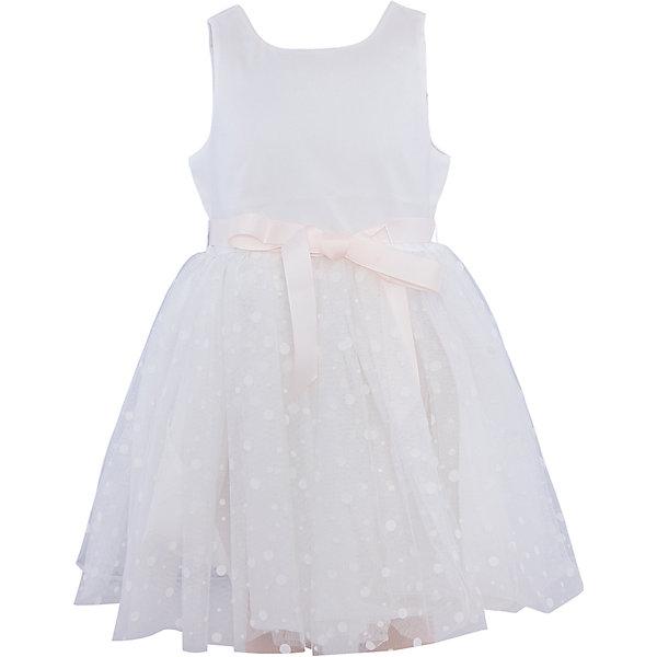Нарядное платье для девочки SELAОдежда<br>Платье для девочки SELA.<br><br>Характеристики:<br><br>• Цвет молочный.<br>• Рукав короткий.<br>• Силуэт расклешенный.<br>• Состав: верх:100% ПЭ; низ:100% ПЭ; подкладка:100% хлопок.<br><br>Очаровательное платье для девочки от популярного бренда SELA приведет в восторг любую модницу! Нарядное платье выглядит очень нежно, легко, оно выполнено из воздушного материала , мягкого и приятного к телу. Поясок выполнен в виде атласной ленты. Прекрасное платье для юной прелестницы!<br><br>Платье для девочки SELA, можно купить в нашем интернет - магазине.<br>Ширина мм: 236; Глубина мм: 16; Высота мм: 184; Вес г: 177; Цвет: белый; Возраст от месяцев: 18; Возраст до месяцев: 24; Пол: Женский; Возраст: Детский; Размер: 92,116,110,104,98; SKU: 5078934;