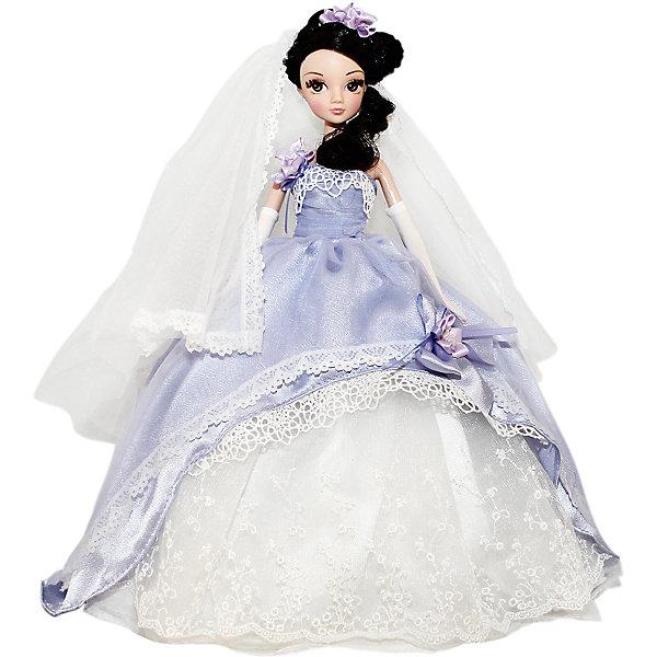 Кукла Нежная Сирень, серия Золотая коллекция, Sonya RoseКуклы<br>Характеристики товара:<br><br>- цвет: разноцветный;<br>- материал: пластик, текстиль;<br>- особенности: подвижные руки и ноги, голова;<br>- размер упаковки: 23х32х7 см;<br>- комплектация: кукла, одежда, аксессуары;<br>- размер куклы: 28 см.<br><br>Такие красивые куклы не оставят ребенка равнодушным! Какая девочка откажется поиграть с куклой в прекрасном свадебном платье?! Игрушка хорошо детализирована, очень качественно выполнена, поэтому она станет отличным подарком ребенку. В наборе идут одежда и аксессуары, которые можно снять!<br>При играх с куклами у детей активизируется мышление, воображение, развиваются творческие способности, нарабатываются варианты социального взаимодействия, дети учатся заботиться о других. Изделие произведено из высококачественного материала, безопасного для детей.<br><br>Куклу Нежная Сирень, серия Золотая коллекция, от бренда Sonya Rose можно купить в нашем интернет-магазине.<br><br>Ширина мм: 230<br>Глубина мм: 320<br>Высота мм: 70<br>Вес г: 352<br>Возраст от месяцев: 36<br>Возраст до месяцев: 2147483647<br>Пол: Женский<br>Возраст: Детский<br>SKU: 5079157