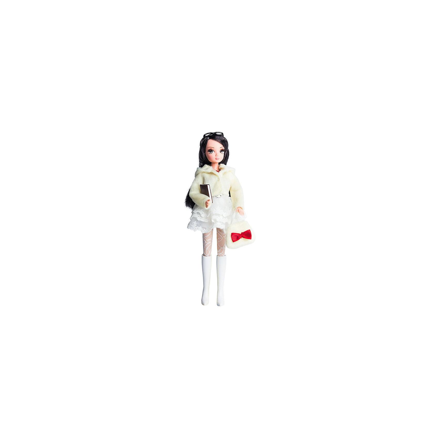 Кукла в меховой куртке, серия Daily collection, Sonya RoseХарактеристики товара:<br><br>- цвет: разноцветный;<br>- материал: пластик, текстиль;<br>- особенности: подвижные руки и ноги, голова;<br>- размер упаковки: 17х34х7 см;<br>- комплектация: кукла, одежда, аксессуары;<br>- размер куклы: 27 см.<br><br>Такие красивые куклы не оставят ребенка равнодушным! Какая девочка откажется поиграть с куклой в стильном наряде?! Игрушка хорошо детализирована, очень качественно выполнена, поэтому она станет отличным подарком ребенку. В наборе идут одежда и аксессуары, которые можно снять!<br>При играх с куклами у детей активизируется мышление, воображение, развиваются творческие способности, нарабатываются варианты социального взаимодействия, дети учатся заботиться о других. Изделие произведено из высококачественного материала, безопасного для детей.<br><br>Куклу в меховой куртке, серия Daily collection, от бренда Sonya Rose можно купить в нашем интернет-магазине.<br><br>Ширина мм: 230<br>Глубина мм: 320<br>Высота мм: 70<br>Вес г: 352<br>Возраст от месяцев: 36<br>Возраст до месяцев: 2147483647<br>Пол: Женский<br>Возраст: Детский<br>SKU: 5079159