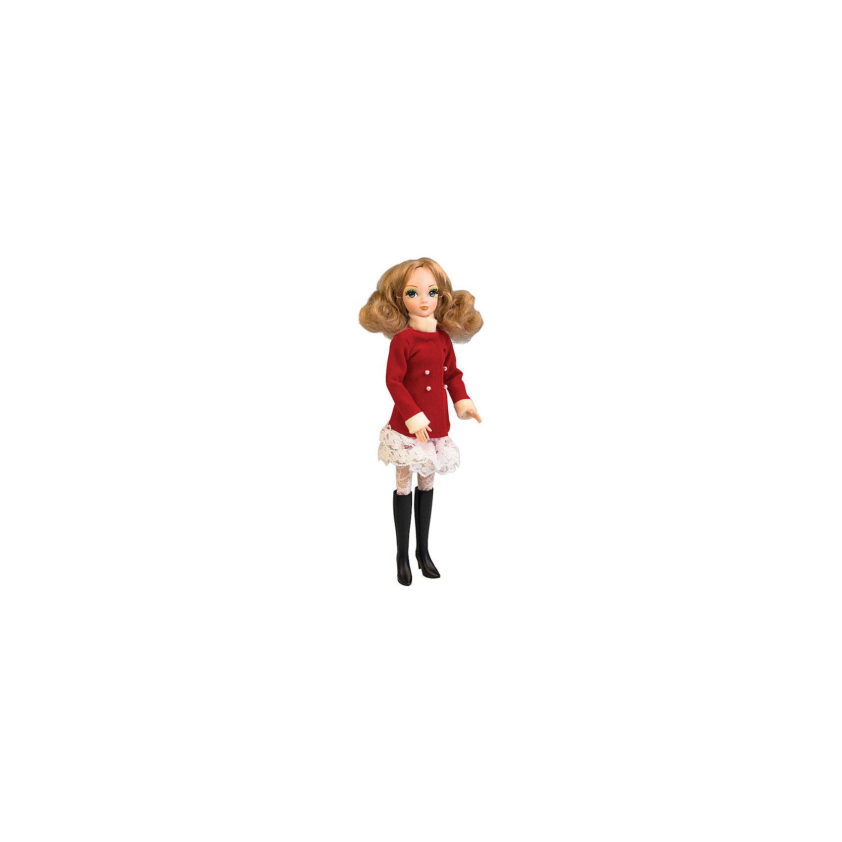 Кукла в красном пальто, серия Daily collection, Sonya RoseХарактеристики товара:<br><br>- цвет: разноцветный;<br>- материал: пластик, текстиль;<br>- особенности: подвижные руки и ноги, голова;<br>- размер упаковки: 17х34х7 см;<br>- комплектация: кукла, одежда, аксессуары;<br>- размер куклы: 27 см.<br><br>Такие красивые куклы не оставят ребенка равнодушным! Какая девочка откажется поиграть с куклой в стильном наряде?! Игрушка хорошо детализирована, очень качественно выполнена, поэтому она станет отличным подарком ребенку. В наборе идут одежда и аксессуары, которые можно снять!<br>При играх с куклами у детей активизируется мышление, воображение, развиваются творческие способности, нарабатываются варианты социального взаимодействия, дети учатся заботиться о других. Изделие произведено из высококачественного материала, безопасного для детей.<br><br>Куклу в красном пальто, серия Daily collection, от бренда Sonya Rose можно купить в нашем интернет-магазине.<br><br>Ширина мм: 170<br>Глубина мм: 340<br>Высота мм: 70<br>Вес г: 345<br>Возраст от месяцев: 36<br>Возраст до месяцев: 2147483647<br>Пол: Женский<br>Возраст: Детский<br>SKU: 5079160