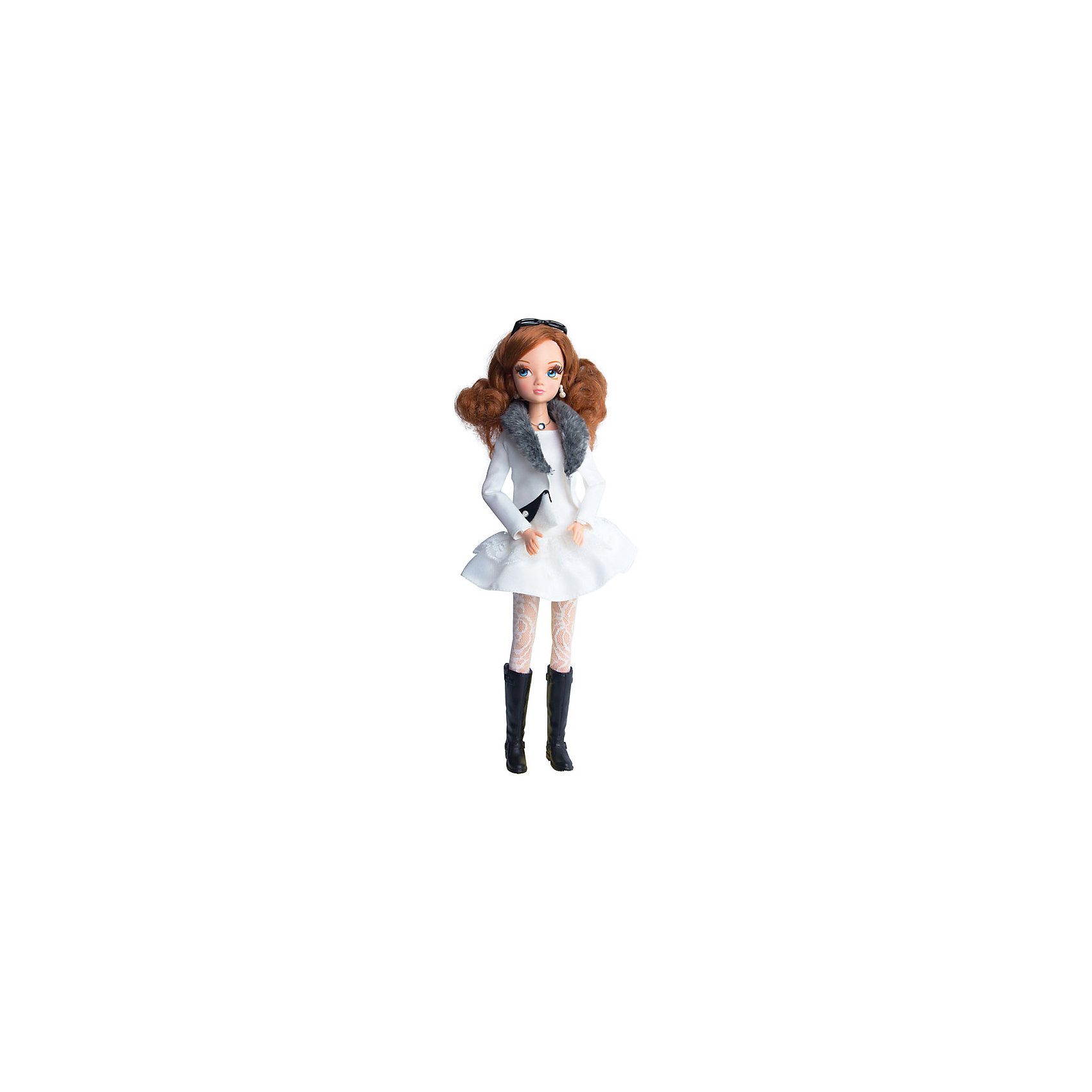Кукла в белом костюме, серия Daily collection, Sonya Rose<br><br>Ширина мм: 170<br>Глубина мм: 340<br>Высота мм: 70<br>Вес г: 345<br>Возраст от месяцев: 36<br>Возраст до месяцев: 2147483647<br>Пол: Женский<br>Возраст: Детский<br>SKU: 5079161