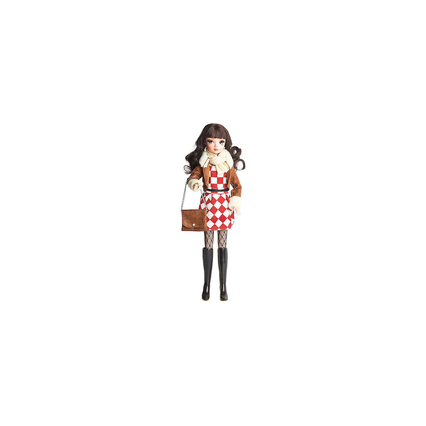 Кукла в кожаной куртке, серия Daily collection, Sonya RoseХарактеристики товара:<br><br>- цвет: разноцветный;<br>- материал: пластик, текстиль;<br>- особенности: подвижные руки и ноги, голова;<br>- размер упаковки: 17х34х7 см;<br>- комплектация: кукла, одежда, аксессуары;<br>- размер куклы: 27 см.<br><br>Такие красивые куклы не оставят ребенка равнодушным! Какая девочка откажется поиграть с куклой в стильном наряде?! Игрушка хорошо детализирована, очень качественно выполнена, поэтому она станет отличным подарком ребенку. В наборе идут одежда и аксессуары, которые можно снять!<br>При играх с куклами у детей активизируется мышление, воображение, развиваются творческие способности, нарабатываются варианты социального взаимодействия, дети учатся заботиться о других. Изделие произведено из высококачественного материала, безопасного для детей.<br><br>Куклу в кожаной куртке, серия Daily collection, от бренда Sonya Rose можно купить в нашем интернет-магазине.<br><br>Ширина мм: 170<br>Глубина мм: 340<br>Высота мм: 70<br>Вес г: 345<br>Возраст от месяцев: 36<br>Возраст до месяцев: 2147483647<br>Пол: Женский<br>Возраст: Детский<br>SKU: 5079162