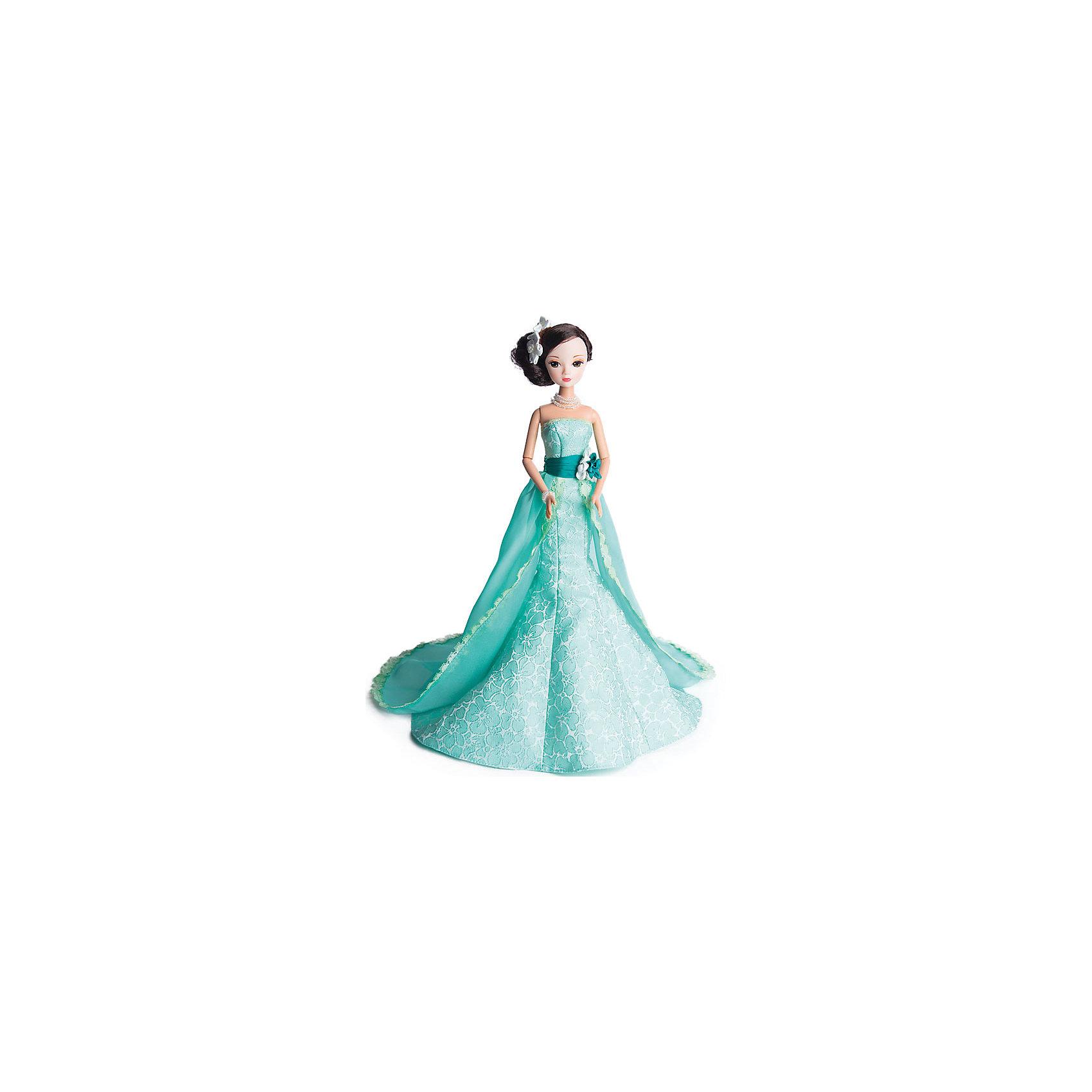 Кукла Жасмин, серия Золотая коллекция, Sonya RoseБренды кукол<br>Характеристики товара:<br><br>- цвет: разноцветный;<br>- материал: пластик, текстиль;<br>- особенности: подвижные руки и ноги, голова;<br>- размер упаковки: 23х32х7см;<br>- комплектация: кукла, одежда, аксессуары;<br>- размер куклы: 27 см.<br><br>Такие красивые куклы не оставят ребенка равнодушным! Какая девочка откажется поиграть с куклой в прекрасном дизайнерском вечернем платье ручной работы?! Игрушка хорошо детализирована, очень качественно выполнена, поэтому она станет отличным подарком ребенку. В наборе идут одежда и аксессуары, которые можно снять! Кукла продается в нарядной подарочной упаковке.<br>При играх с куклами у детей активизируется мышление, воображение, развиваются творческие способности, нарабатываются варианты социального взаимодействия, дети учатся заботиться о других. Изделие произведено из высококачественного материала, безопасного для детей.<br><br>Куклу Жасмин, серия Золотая коллекция, от бренда Sonya Rose можно купить в нашем интернет-магазине.<br><br>Ширина мм: 230<br>Глубина мм: 320<br>Высота мм: 70<br>Вес г: 366<br>Возраст от месяцев: 36<br>Возраст до месяцев: 2147483647<br>Пол: Женский<br>Возраст: Детский<br>SKU: 5079165