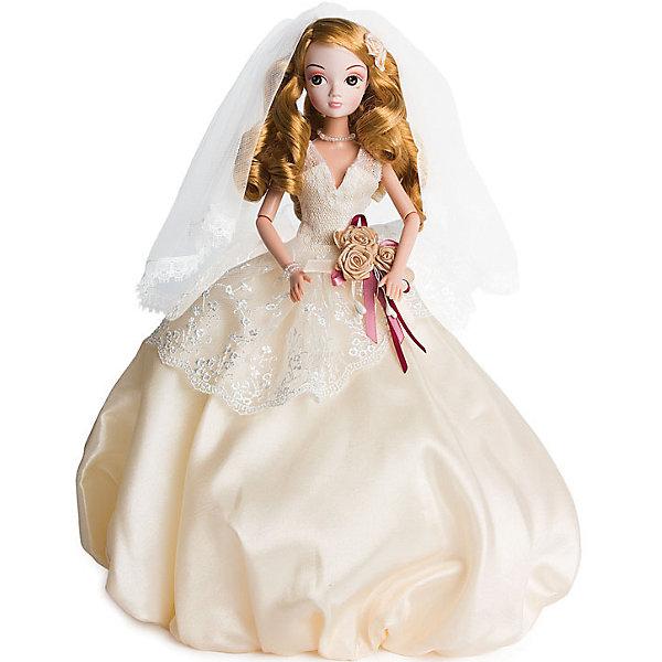 Кукла Адель, серия Золотая коллекция, Sonya RoseКуклы<br>Характеристики товара:<br><br>- цвет: разноцветный;<br>- материал: пластик, текстиль;<br>- особенности: подвижные руки и ноги, голова;<br>- размер упаковки: 23х32х7 см;<br>- комплектация: кукла, одежда, аксессуары;<br>- размер куклы: 27 см.<br><br>Такие красивые куклы не оставят ребенка равнодушным! Какая девочка откажется поиграть с куклой в прекрасном дизайнерском вечернем платье ручной работы?! Игрушка хорошо детализирована, очень качественно выполнена, поэтому она станет отличным подарком ребенку. В наборе идут одежда и аксессуары, которые можно снять! Кукла продается в нарядной подарочной упаковке.<br>При играх с куклами у детей активизируется мышление, воображение, развиваются творческие способности, нарабатываются варианты социального взаимодействия, дети учатся заботиться о других. Изделие произведено из высококачественного материала, безопасного для детей.<br><br>Куклу Адель, серия Золотая коллекция, от бренда Sonya Rose можно купить в нашем интернет-магазине.<br><br>Ширина мм: 230<br>Глубина мм: 320<br>Высота мм: 70<br>Вес г: 366<br>Возраст от месяцев: 36<br>Возраст до месяцев: 2147483647<br>Пол: Женский<br>Возраст: Детский<br>SKU: 5079166