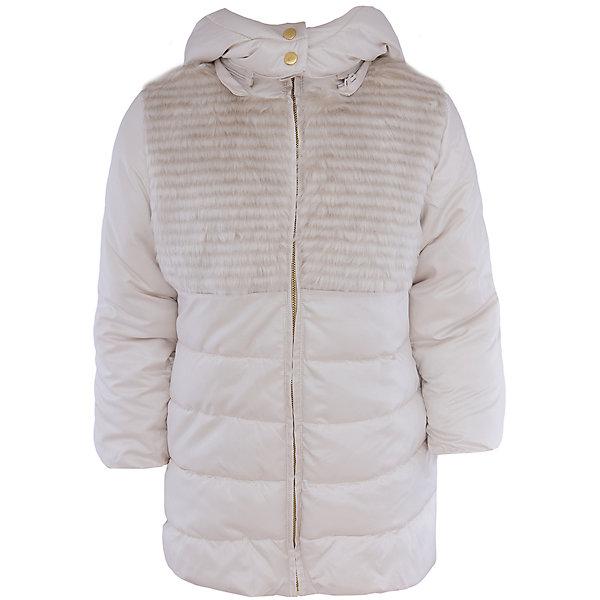 Пальто  для девочки CHICCOВерхняя одежда<br>Пальто CHICCO для девочки<br><br>Характеристики:<br><br>Фактура материала: трикотаж<br>Вид застежки: молния<br>Силуэт: прямой<br>Длина рукава: длинные<br>Тип карманов: без карманов<br>Капюшон: обычный, застегивается на кнопки<br><br>Состав: 95% полиэстер, 5% полиамид<br><br>Пальто CHICCO для девочки можно купить в нашем интернет-магазине.<br>Ширина мм: 356; Глубина мм: 10; Высота мм: 245; Вес г: 519; Цвет: бежевый; Возраст от месяцев: 60; Возраст до месяцев: 72; Пол: Женский; Возраст: Детский; Размер: 116,110,128,122; SKU: 5079416;