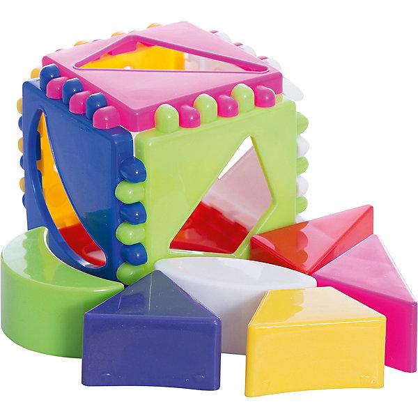 Логический кубик малый, StellarРазвивающие игрушки<br>Характеристики товара:<br><br>- цвет: разноцветный;<br>- материал: пластик;<br>- возраст: от 1 года;<br>- размер: 8х8х8 см;<br>- размер одной пластины: 8х8 см.<br><br>Этот яркий куб будет помогать всестороннему развитию малыша и занимать его. Этот набор предназначен для формирования разных навыков, он помогает развить тактильное восприятие, мелкую моторику, воображение, цветовосприятие, внимание и логику. Также куб дополнен сортером - с его помощью малыш научится соотносить формы.<br>Изделие выполнено в ярких цветах, привлекающих внимание малыша. С такой игрушкой детям очень нравится проводить время! Изделие произведено из качественных материалов, безопасных для ребенка.<br><br>Логический кубик малый от бренда Stellar можно купить в нашем интернет-магазине.<br>Ширина мм: 80; Глубина мм: 80; Высота мм: 80; Вес г: 90; Возраст от месяцев: 12; Возраст до месяцев: 2147483647; Пол: Унисекс; Возраст: Детский; SKU: 5079943;