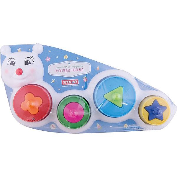 Логическая Гусеница, StellarРазвивающие игрушки<br>Характеристики товара:<br><br>- цвет: разноцветный;<br>- материал: пластик;<br>- возраст: от 1 года;<br>- размер: 30х16х19 см;<br>- пирамидка, сортер.<br><br>Эта игрушка будет помогать всестороннему развитию малыша и занимать его. Такой набор предназначен для формирования разных навыков, он помогает развить тактильное восприятие, мелкую моторику, воображение, цветовосприятие, внимание и логику. Яркая гусеница-пирамидка дополнена сортером - с его помощью малыш научится соотносить формы.<br>Изделие выполнено в ярких цветах, привлекающих внимание малыша. С такой игрушкой детям очень нравится проводить время! Изделие произведено из качественных материалов, безопасных для ребенка.<br><br>Игрушку Логическая Гусеница от бренда Stellar можно купить в нашем интернет-магазине.<br>Ширина мм: 305; Глубина мм: 160; Высота мм: 190; Вес г: 200; Возраст от месяцев: 12; Возраст до месяцев: 2147483647; Пол: Унисекс; Возраст: Детский; SKU: 5079944;
