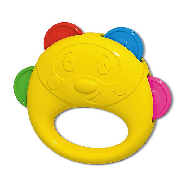 Бубен, StellarДетские музыкальные инструменты<br>Характеристики товара:<br><br>- цвет: разноцветный;<br>- материал: пластик;<br>- 4 пары дисков;<br>- вес: 60 гр.<br><br>Детская развивающая игрушка бубен – отличный подарок для ребенка. В процессе игры с детской погремушкой ребенок развивает моторику, тактильное восприятие, воображение, внимание и координацию движений, слуховые навыки. Игрушка погремушка издает приятный звук, когда ребенок ее трясет, а также игрушка снабжена удобной ручкой. Этот яркий бубен сделан специально для маленьких ручек ребёнка. <br>Такая погремушка-бубен позволит малышу с детства развивать слух и музыкальные способности. Изделие произведено из качественных материалов, безопасных для ребенка.<br><br>Бубен от бренда Stellar можно купить в нашем интернет-магазине.<br><br>Ширина мм: 125<br>Глубина мм: 40<br>Высота мм: 210<br>Вес г: 60<br>Возраст от месяцев: 36<br>Возраст до месяцев: 2147483647<br>Пол: Унисекс<br>Возраст: Детский<br>SKU: 5079947