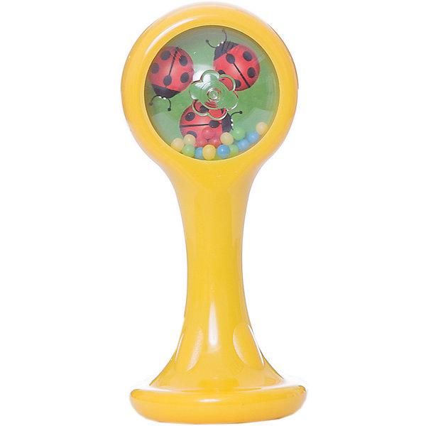 Маракас, StellarДетские музыкальные инструменты<br>Характеристики товара:<br><br>- цвет: разноцветный;<br>- материал: пластик;<br>- удобная ручка;<br>- размер: 5x22x12 см.<br><br>Детская развивающая игрушка в виде небольших музыкальных инструментов – отличный подарок для ребенка. В процессе игры с детской погремушкой ребенок развивает моторику, тактильное восприятие, воображение, внимание и координацию движений, слуховые навыки. Игрушка издает приятный звук, когда ребенок ее трясет, также она снабжена удобной ручкой. Этот яркий набор сделан специально для маленьких ручек ребёнка. <br>Такой маракас позволит малышу с детства развивать слух и музыкальные способности. Изделие произведено из качественных материалов, безопасных для ребенка.<br><br>Маракас от бренда Stellar можно купить в нашем интернет-магазине.<br>Ширина мм: 125; Глубина мм: 50; Высота мм: 220; Вес г: 44; Возраст от месяцев: 36; Возраст до месяцев: 2147483647; Пол: Унисекс; Возраст: Детский; SKU: 5079949;