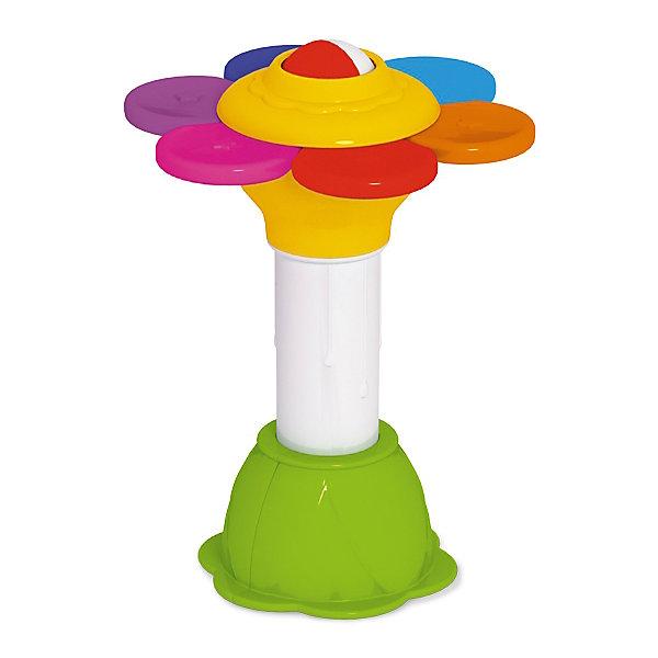 Погремушка Ромашка, StellarИгрушки для новорожденных<br>Характеристики товара:<br><br>- цвет: разноцветный;<br>- материал: пластик;<br>- удобная форма.<br><br>Детская яркая погремушка – отличный подарок для ребенка. В процессе игры с ней ребенок развивает моторику, тактильное восприятие, воображение, внимание и координацию движений, слуховые навыки. Игрушка-погремушка издает приятный звук, когда ребенок ее трясет. Эта погремушка сделана специально для маленьких ручек ребёнка. <br>Такая игрушка позволит малышу с детства развивать слух, также она помогает детям научиться фокусировать внимание. Изделие произведено из качественных материалов, безопасных для ребенка.<br><br>Погремушку Ромашка от бренда Stellar можно купить в нашем интернет-магазине.<br><br>Ширина мм: 135<br>Глубина мм: 100<br>Высота мм: 165<br>Вес г: 110<br>Возраст от месяцев: -2147483648<br>Возраст до месяцев: 2147483647<br>Пол: Женский<br>Возраст: Детский<br>SKU: 5079964