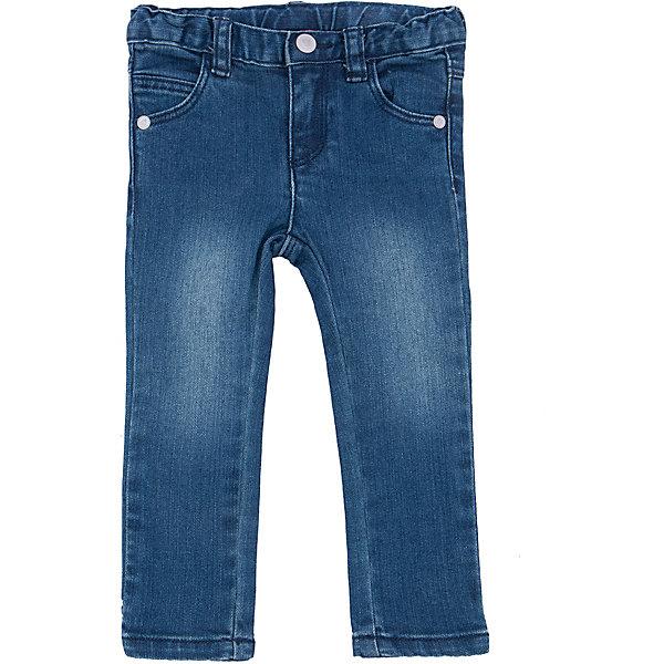 Джинсы для девочки CHICCOДжинсы и брючки<br>Джинсы CHICCO для девочки<br><br>Характеристики:<br><br>Фактура материала: джинсовый трикотаж<br>Особенности брюк: зауженные<br>Тип брюк: обхват талии регулируется, есть пуговица и молния, есть шлевки - петельки для ремня<br>Тип карманов: карманы впереди и сзади<br>Вид отделки: фабричная потертость<br><br>Состав: 98% хлопок, 2% эластан<br><br>Брюки CHICCO для девочки можно купить в нашем интернет-магазине.<br>Ширина мм: 215; Глубина мм: 88; Высота мм: 191; Вес г: 336; Цвет: синий; Возраст от месяцев: 12; Возраст до месяцев: 18; Пол: Женский; Возраст: Детский; Размер: 86,80,74,128,122,116,110,104,98,92; SKU: 5082661;
