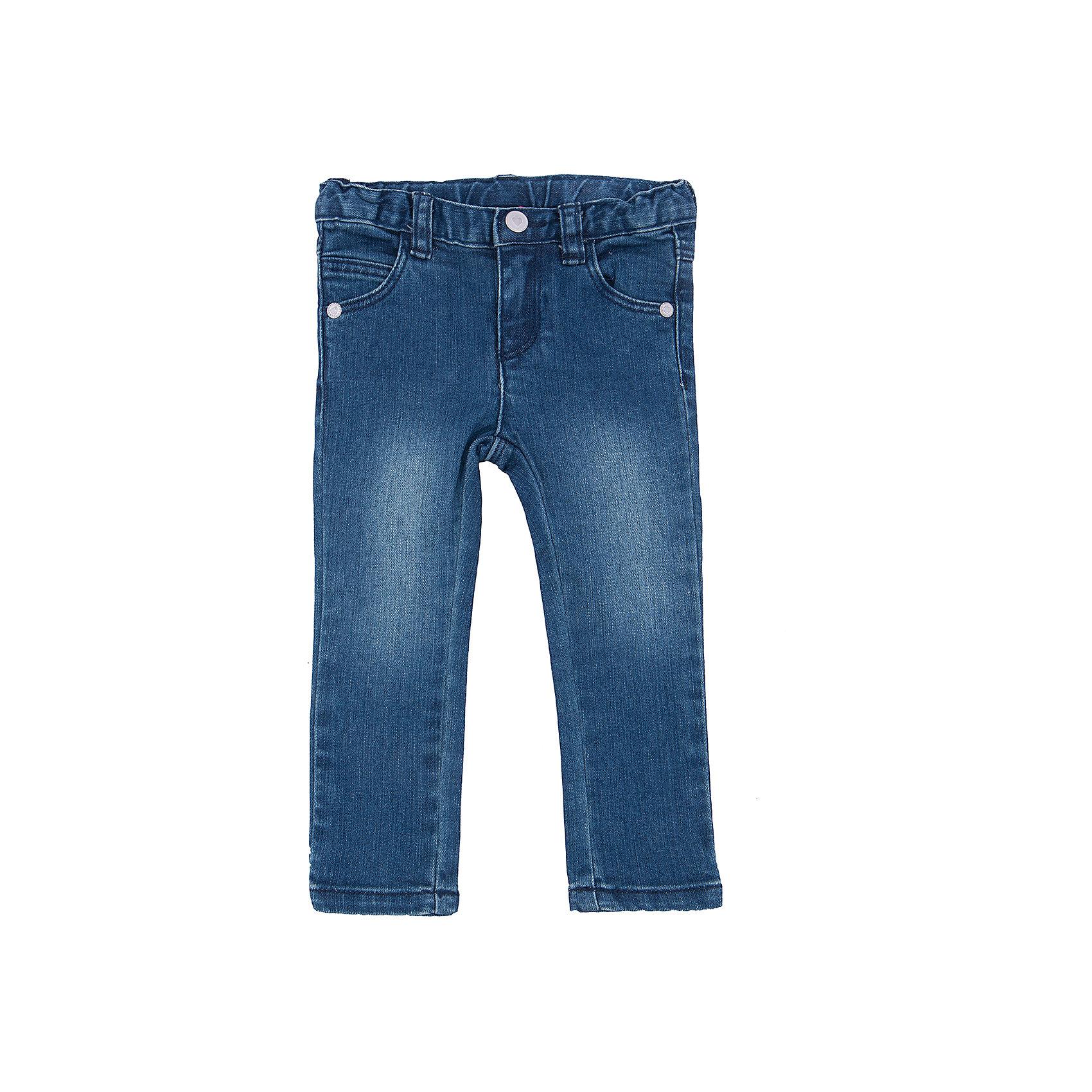 Джинсы CHICCO для девочкиДжинсовая одежда<br>Джинсы CHICCO для девочки<br><br>Характеристики:<br><br>Фактура материала: джинсовый трикотаж<br>Особенности брюк: зауженные<br>Тип брюк: обхват талии регулируется, есть пуговица и молния, есть шлевки - петельки для ремня<br>Тип карманов: карманы впереди и сзади<br>Вид отделки: фабричная потертость<br><br>Состав: 98% хлопок, 2% эластан<br><br>Брюки CHICCO для девочки можно купить в нашем интернет-магазине.<br><br>Ширина мм: 215<br>Глубина мм: 88<br>Высота мм: 191<br>Вес г: 336<br>Цвет: синий<br>Возраст от месяцев: 84<br>Возраст до месяцев: 96<br>Пол: Женский<br>Возраст: Детский<br>Размер: 128,74,80,86,92,98,104,110,116,122<br>SKU: 5082661