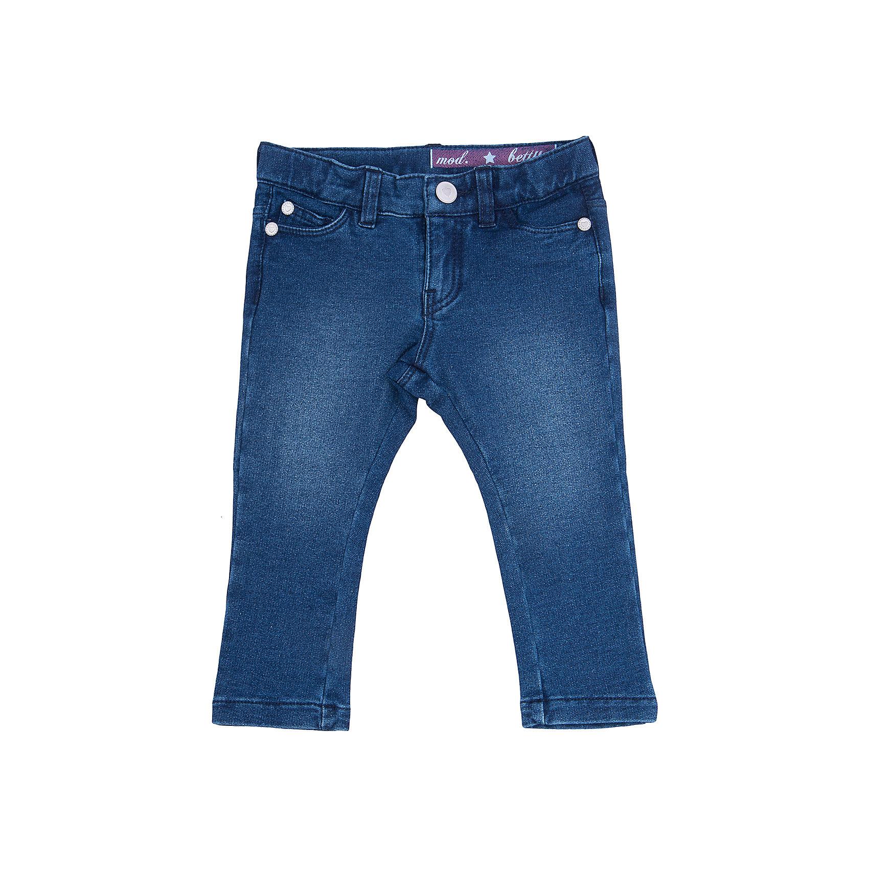 Брюки  для девочки CHICCOДжинсовая одежда<br>Джинсы CHICCO для девочки<br><br>Характеристики:<br><br>Фактура материала: джинсовый трикотаж<br>Особенности брюк: зауженные<br>Тип брюк: обхват талии регулируется, есть пуговица и молния, есть шлевки - петельки для ремня<br>Тип карманов: карманы впереди и сзади<br>Вид отделки: фабричная потертость<br><br>Состав: 86% хлопок, 10% полиэстер, 4% эластан<br><br>Брюки CHICCO для девочки можно купить в нашем интернет-магазине.<br><br>Ширина мм: 215<br>Глубина мм: 88<br>Высота мм: 191<br>Вес г: 336<br>Цвет: синий<br>Возраст от месяцев: 12<br>Возраст до месяцев: 18<br>Пол: Женский<br>Возраст: Детский<br>Размер: 86,92,98,104,110,116,122,128,74,80<br>SKU: 5082672