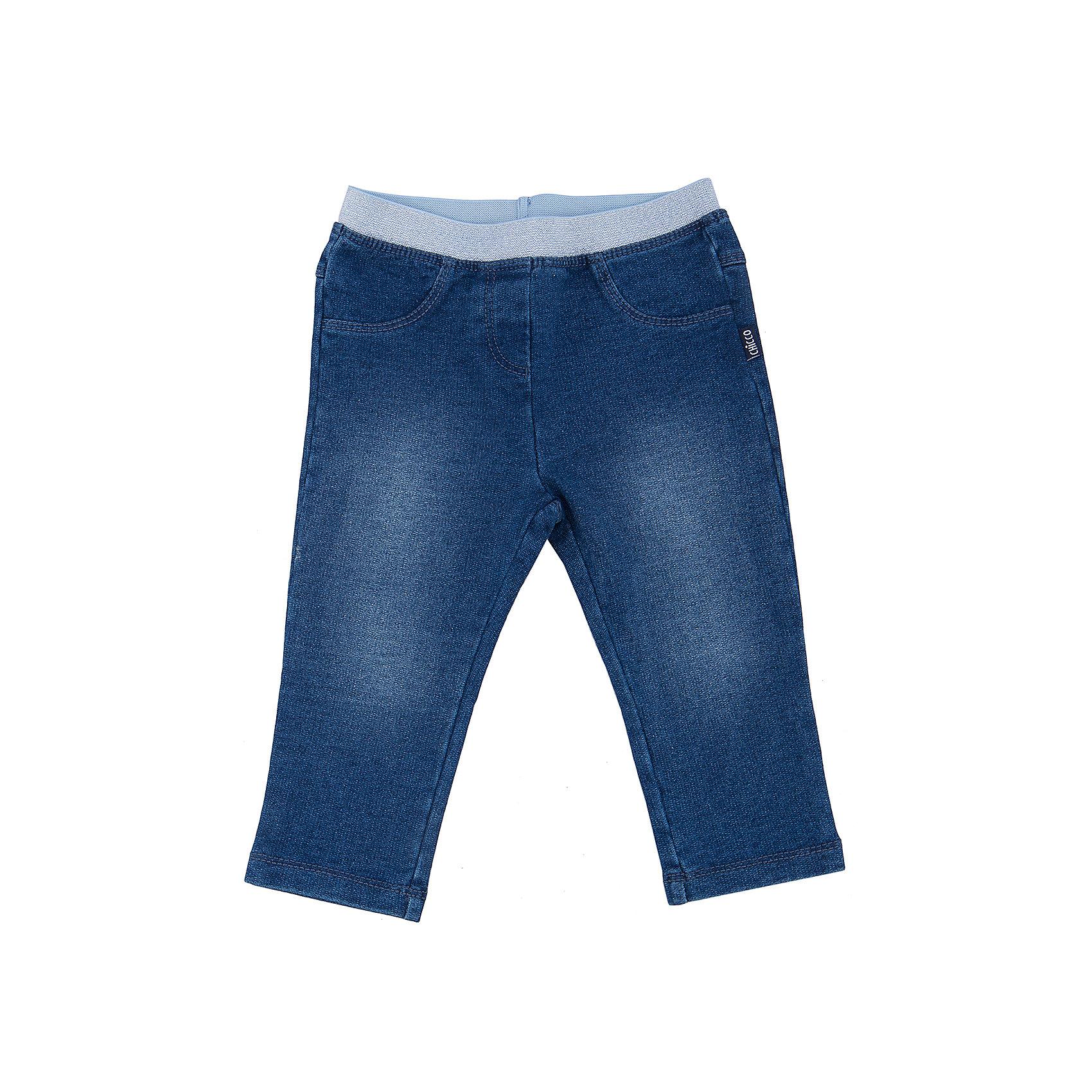 Джинсы для девочки CHICCOДжинсы и брючки<br>Джинсы CHICCO для девочки<br><br>Характеристики:<br><br>Фактура материала: джинсовый трикотаж<br>Особенности брюк: зауженные<br>Тип брюк: на резинке<br>Тип карманов: без карманов<br>Вид отделки: фабричная потертость<br><br>Состав: 86% хлопок, 10% полиэстер, 4% эластан<br><br>Брюки CHICCO для девочки можно купить в нашем интернет-магазине.<br><br>Ширина мм: 215<br>Глубина мм: 88<br>Высота мм: 191<br>Вес г: 336<br>Цвет: синий<br>Возраст от месяцев: 18<br>Возраст до месяцев: 24<br>Пол: Женский<br>Возраст: Детский<br>Размер: 92,74,80,86<br>SKU: 5082683