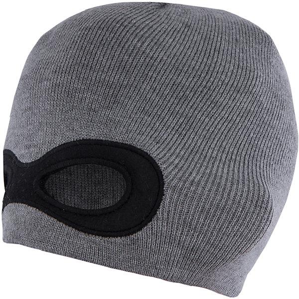 Шляпа  для мальчика CHICCOГоловные уборы<br>Шапка CHICCO для мальчика<br><br>Характеристики:<br><br>Фактура материала: вязаный трикотаж<br>Тип застежки: без завязок<br>Вид отделки: маска-аппликация<br><br>Состав: 100% акрил<br><br>Шапку CHICCO для мальчика, серую можно купить в нашем интернет-магазине.<br>Ширина мм: 89; Глубина мм: 117; Высота мм: 44; Вес г: 155; Цвет: серый; Возраст от месяцев: 24; Возраст до месяцев: 36; Пол: Мужской; Возраст: Детский; Размер: 48,52,50,54; SKU: 5082774;
