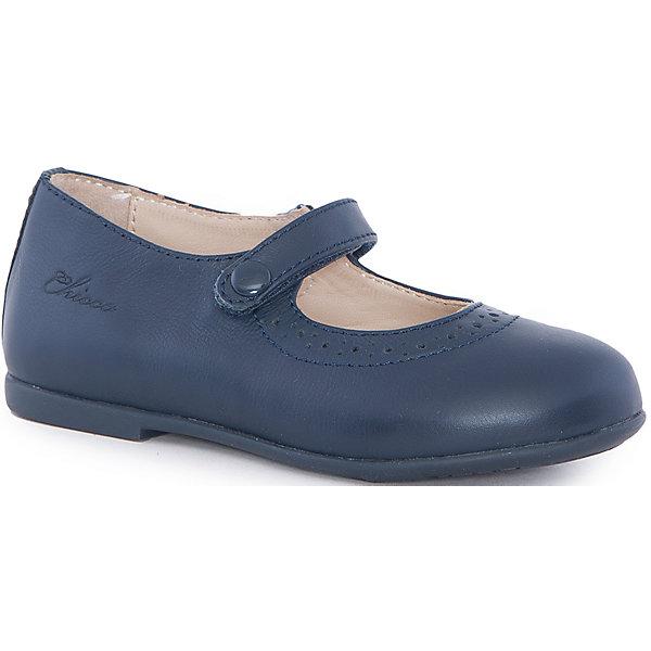 Туфли для девочки  CHICCOТуфли<br>Балетки для девочки CHICCO<br><br>Характеристики:<br><br>Тип застежки: на липучке<br>Тип обуви: школьные, на каждый день<br>Особенности обуви: маленький каблучок<br>Декоративные элементы: пуговица на застежке, имитация<br>Цвет: синий<br><br>Внешний материал: 100% кожа<br>Внутренний материал: 100% кожа<br><br>Балетки для девочки CHICCO можно купить в нашем интернет-магазине.<br><br>Ширина мм: 227<br>Глубина мм: 145<br>Высота мм: 124<br>Вес г: 325<br>Цвет: синий<br>Возраст от месяцев: 24<br>Возраст до месяцев: 36<br>Пол: Женский<br>Возраст: Детский<br>Размер: 26,25,24,23,22,34,33,32,31,30,29,28,27<br>SKU: 5082793