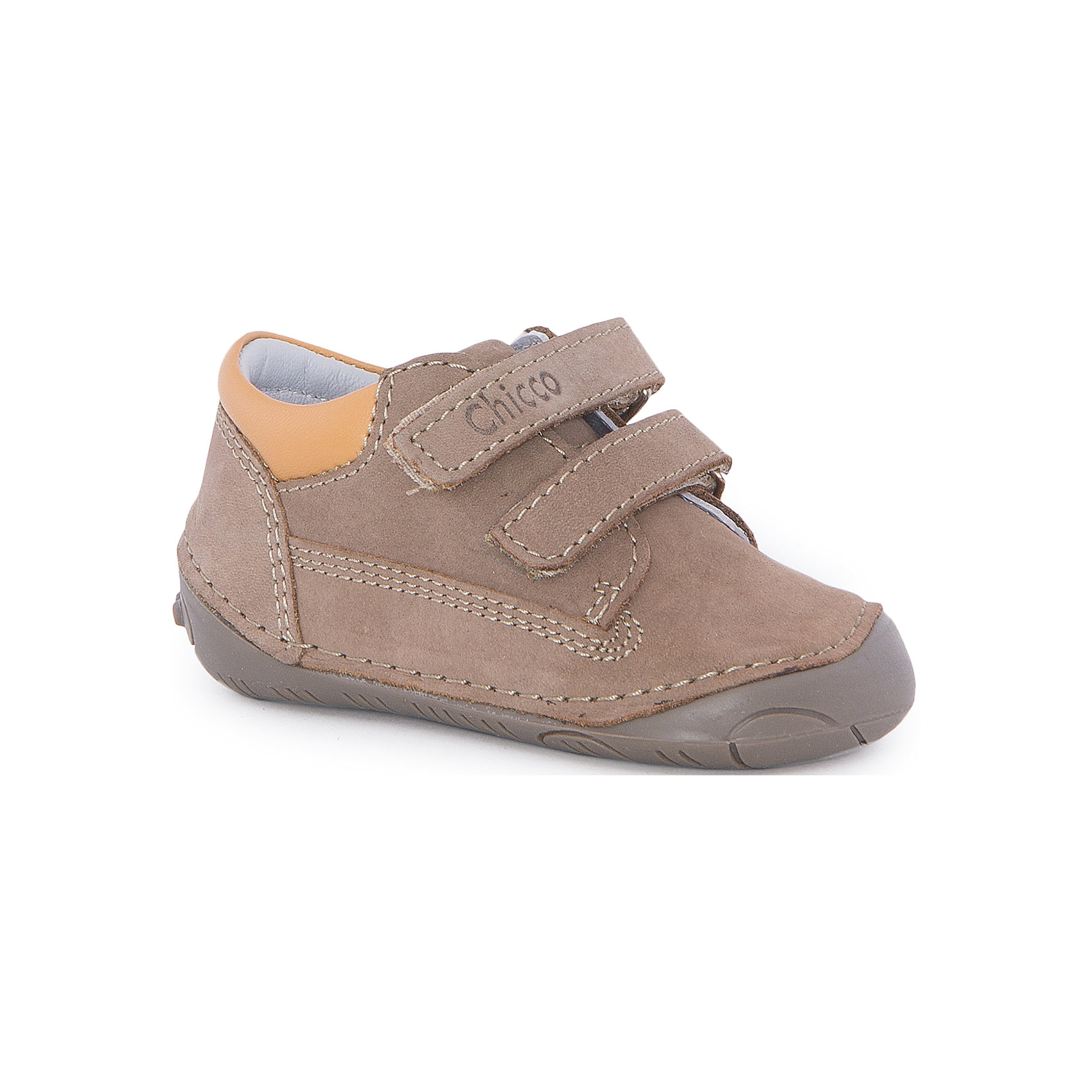 Полуботинки  для мальчика  CHICCOБотинки<br>Полуботинки для мальчика CHICCO<br><br>Характеристики:<br><br>Тип застежки: липучки, 2 шт.<br>Тип обуви: спортивные<br>Особенности обуви: усиленный носок<br>Декоративные элементы: контрастный задник<br>Цвет: коричневый<br><br>Материал: 100% кожа<br><br>Полуботинки для мальчика CHICCO можно купить в нашем интернет-магазине.<br><br>Ширина мм: 262<br>Глубина мм: 176<br>Высота мм: 97<br>Вес г: 427<br>Цвет: коричневый<br>Возраст от месяцев: 12<br>Возраст до месяцев: 15<br>Пол: Мужской<br>Возраст: Детский<br>Размер: 21,19,20<br>SKU: 5082851