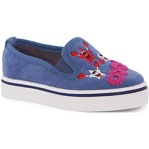 Слипоны для девочки  CHICCOСлипоны<br>Слипоны для девочки CHICCO<br><br>Характеристики:<br><br>Тип застежки: без застежки, имеются боковые резинки<br>Тип обуви: спортивные<br>Особенности обуви: мягкие мокасины на резиновой подошве<br><br>Декоративные элементы: смеющиеся звезды и пушистая надпись<br>Цвет: синий<br><br>Материал: 100% текстиль<br><br>Слипоны для девочки CHICCO можно купить в нашем интернет-магазине.<br><br>Ширина мм: 227<br>Глубина мм: 145<br>Высота мм: 124<br>Вес г: 325<br>Цвет: синий<br>Возраст от месяцев: 15<br>Возраст до месяцев: 18<br>Пол: Женский<br>Возраст: Детский<br>Размер: 22,34,33,32,31,30,29,28,27,26,25,24,23<br>SKU: 5082897
