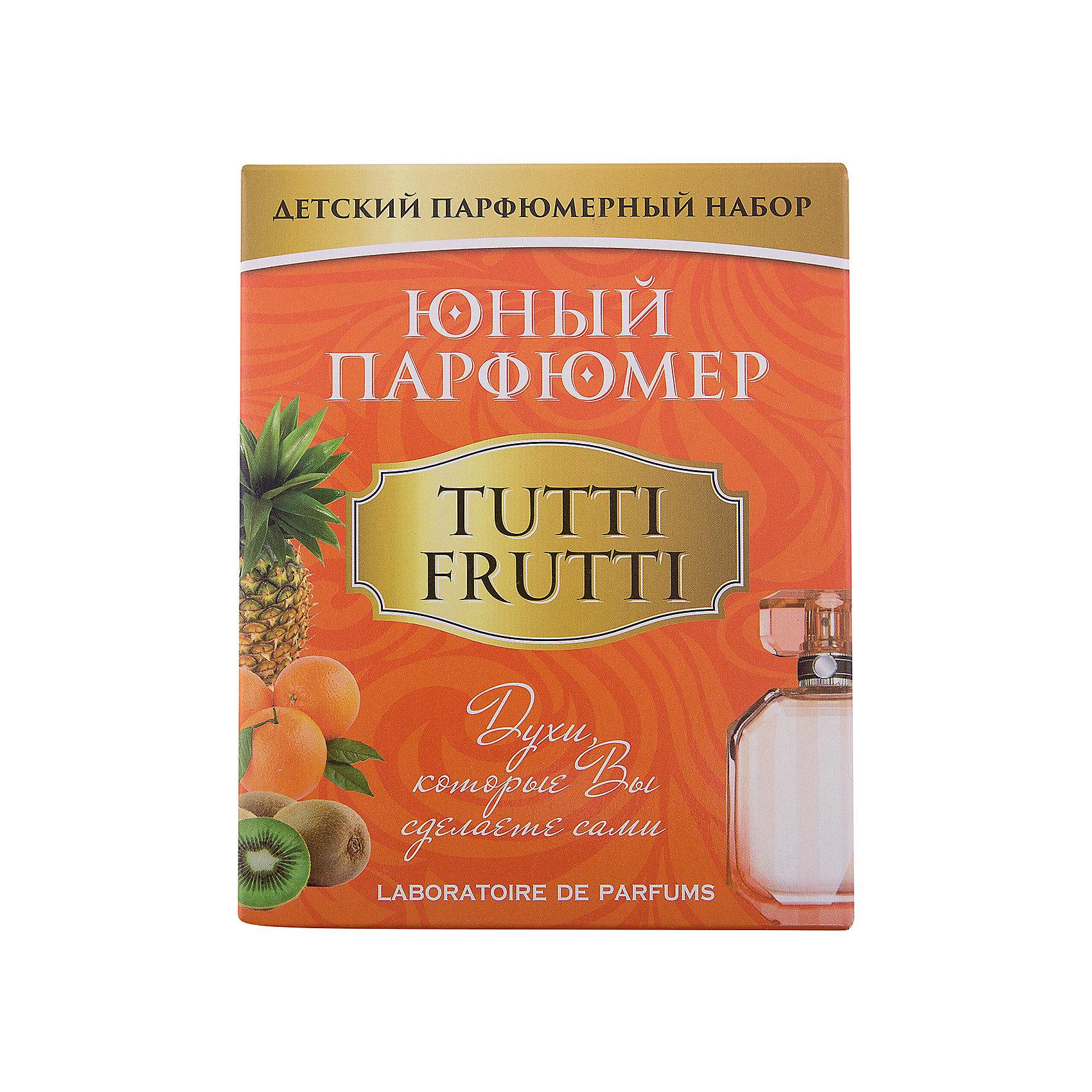Каррас Набор Юный Парфюмер (мини) TUTTI FRUTTI tutti frutti smart skin чехол для samsung tab 3 8 0 white