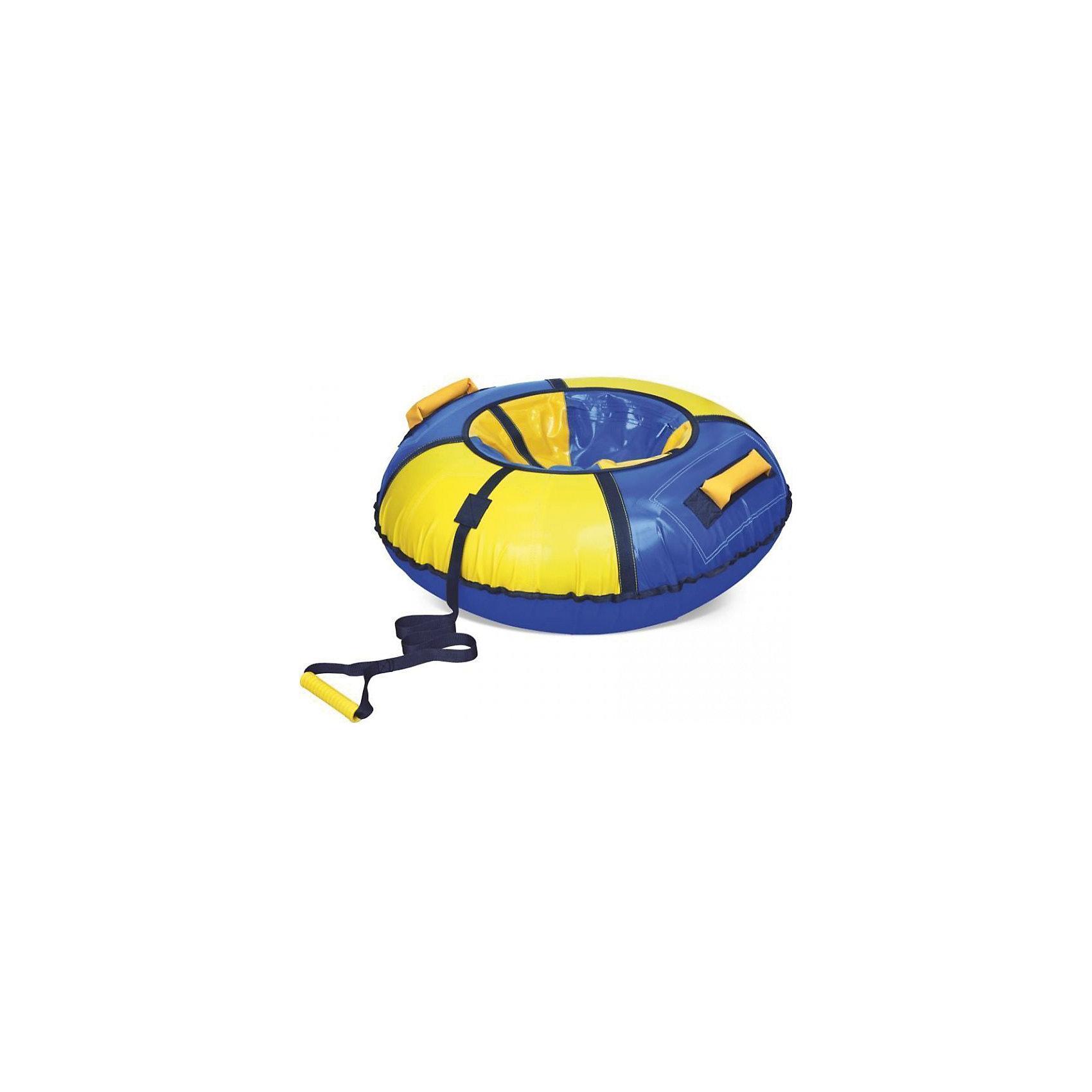 Ника Тюбинг, син/желт, Nika мяч волейбольный atemi space бел желт син