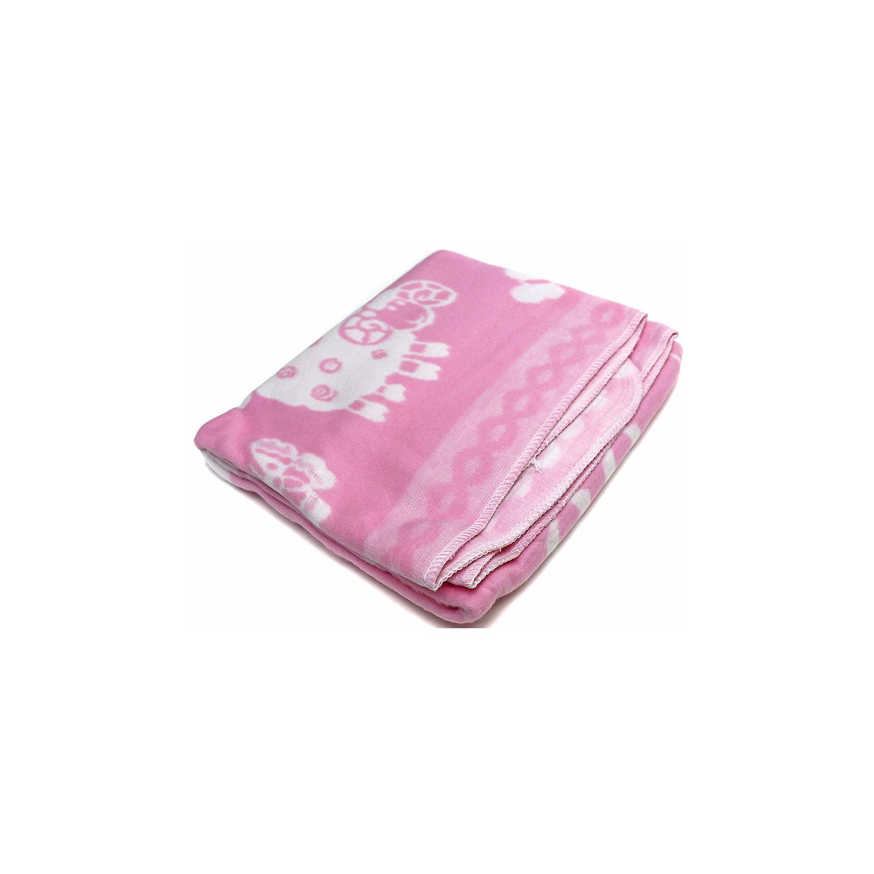 Байковое одеяло 100х118 см., Топотушки, розовыйБайковое одеяло 100х118 см., Топотушки, розовый<br><br>Характеристики:<br><br>-Размер: 100х118 см<br>-Цвет: розовый<br>-Материал: отбеленная и крашеная пряжа, 100% хлопок<br><br>Байковое одеяло 100х118 см., Топотушки, розовый согреет вашего ребёнка в холодное время года. Одеяло выполнено из 100% хлопка и не вызовет аллергическую реакцию. В одеяло можно запеленать ребёнку, благодаря его размеру. Оно мягкое и приятное на ощупь, поэтому сделает сон вашего ребёнка еще комфортнее. <br><br>Байковое одеяло 100х118 см., Топотушки, розовый можно приобрести в нашем интернет-магазине.<br><br>Ширина мм: 350<br>Глубина мм: 310<br>Высота мм: 30<br>Вес г: 580<br>Возраст от месяцев: 0<br>Возраст до месяцев: 36<br>Пол: Женский<br>Возраст: Детский<br>SKU: 5086333