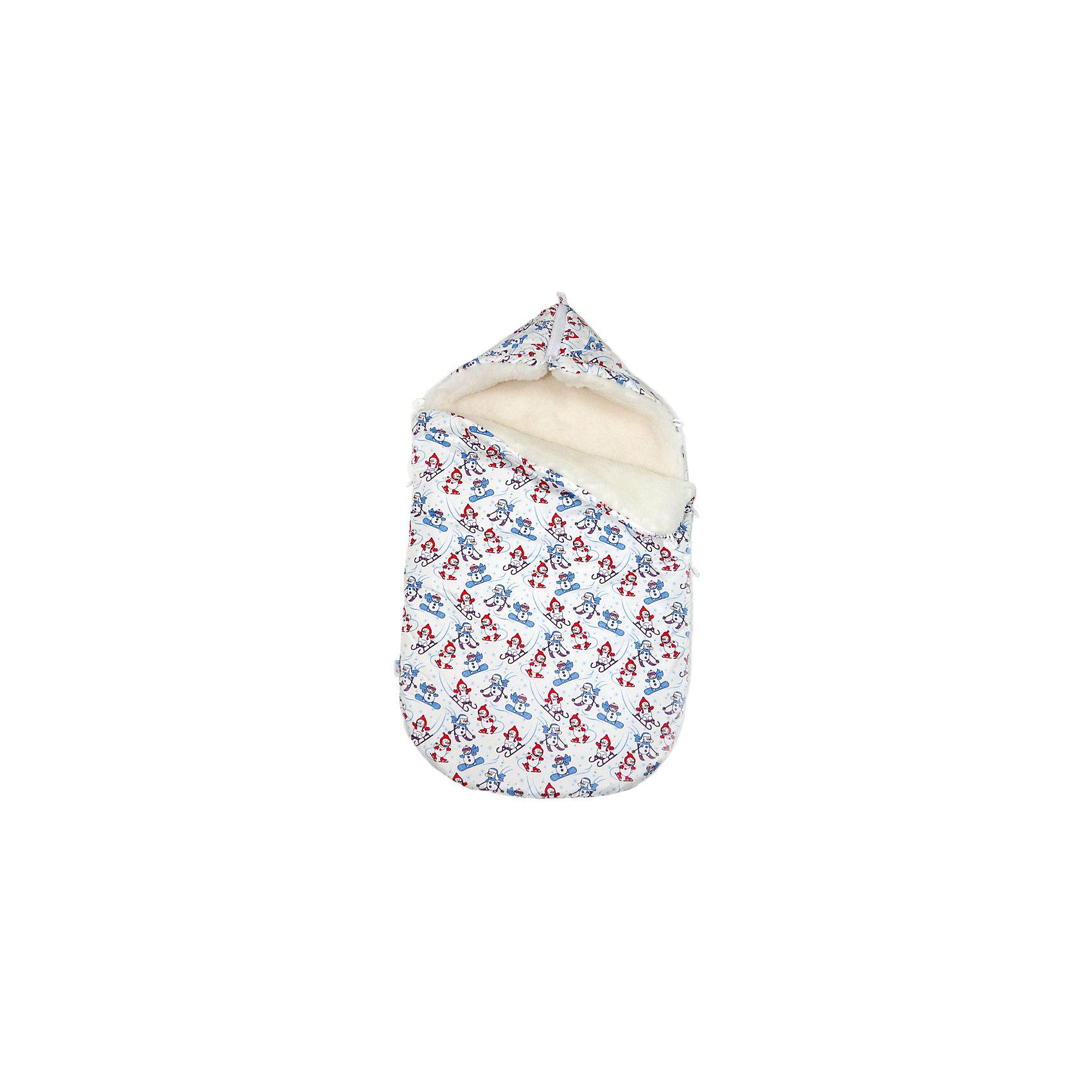 Зимний конверт Снеговик, Топотушки, голубойПодходит для малышей с рождения и до 7-ми месяцев.<br>Конверт «Снеговик» - подойдёт как для выписки малыша из роддома, так и для дальнейших прогулок на руках и в коляске. Продуманный дизайн с ярким рисунком неповторим и трогателен.<br>Мягкий, теплый и уютный, согреет малыша в зимние холодные месяцы во время прогулок, обеспечив ему максимальный комфорт и уют. Конверт изготовлен из влагостойкой ткани, которая надежно защищает от промокания и в тоже время обеспечивает циркуляцию воздуха внутри изделия. Конверт легко и удобно расстёгивается по бокам, при помощи двух молний для быстрого и удобного доступа к малышу. Поэтому, когда вы со спящим ребенком вернетесь с прогулки, вам совсем необязательно его будить, доставая из конверта, а достаточно расстегнуть молнии по бокам, распахнуть конверт, оставить малыша досыпать и спокойно можно ждать, когда ребенок проснется уже сам.<br>Конверт трансформируется в плед или теплый матрасик, который можно использовать в прогулочной коляске или в санках.<br><br>Ширина мм: 780<br>Глубина мм: 450<br>Высота мм: 40<br>Вес г: 300<br>Возраст от месяцев: 0<br>Возраст до месяцев: 7<br>Пол: Мужской<br>Возраст: Детский<br>SKU: 5086350