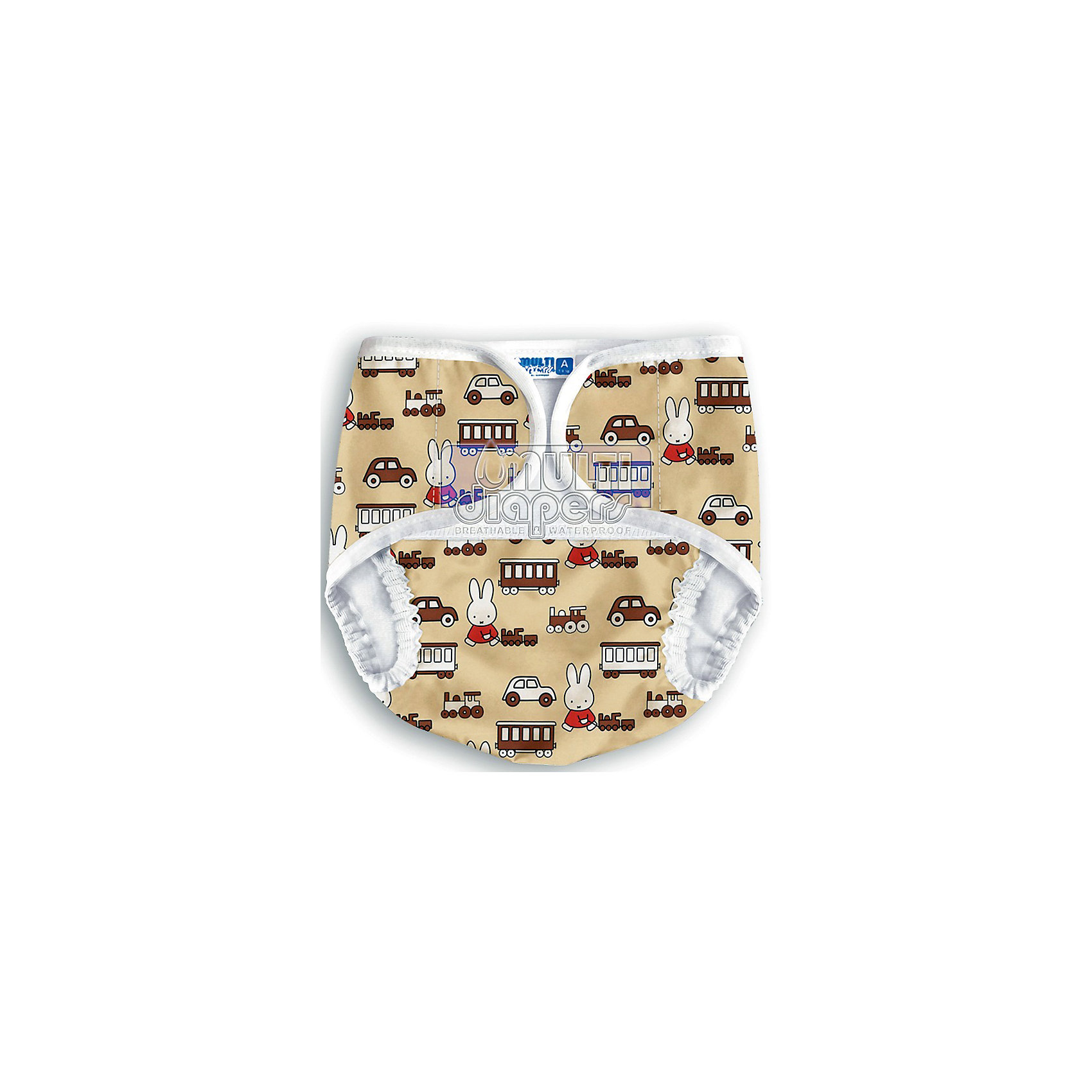 Multi Diapers Мульти-дайперсы Зайка с мишинкой, B 4-9 кг., Multi Diapers, бежевый new smb female jack right angle connector switch fakra convertor rg316 wholesale fast ship 15cm 6 adapter