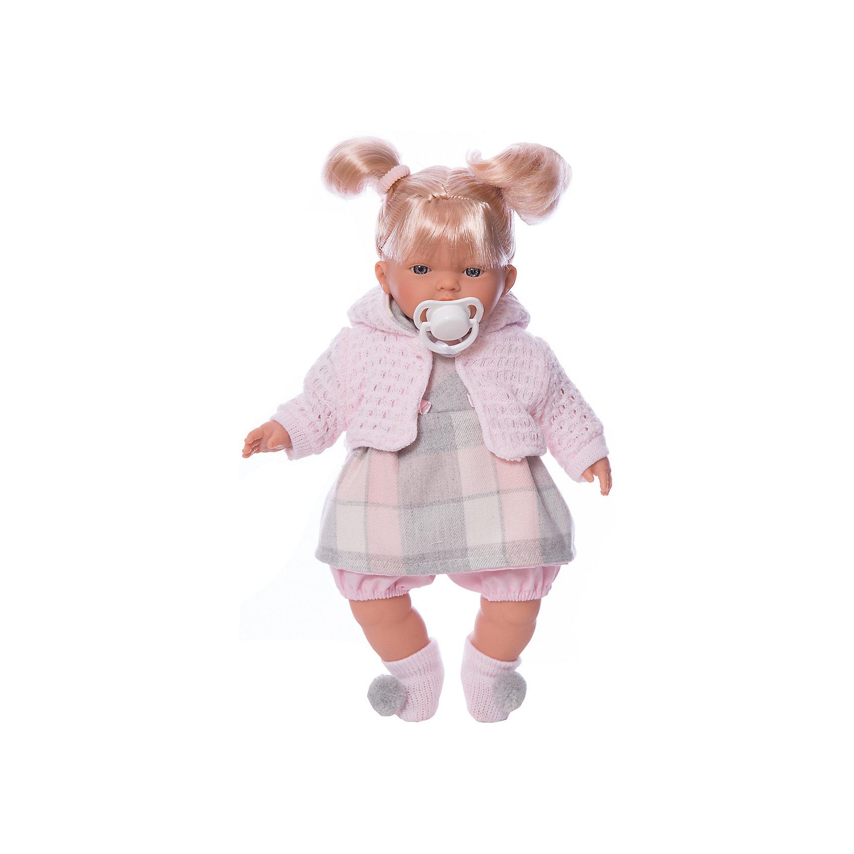 Llorens Кукла Аитана, 33 см, Llorens куклы и одежда для кукол llorens кукла изабела 33 см со звуком