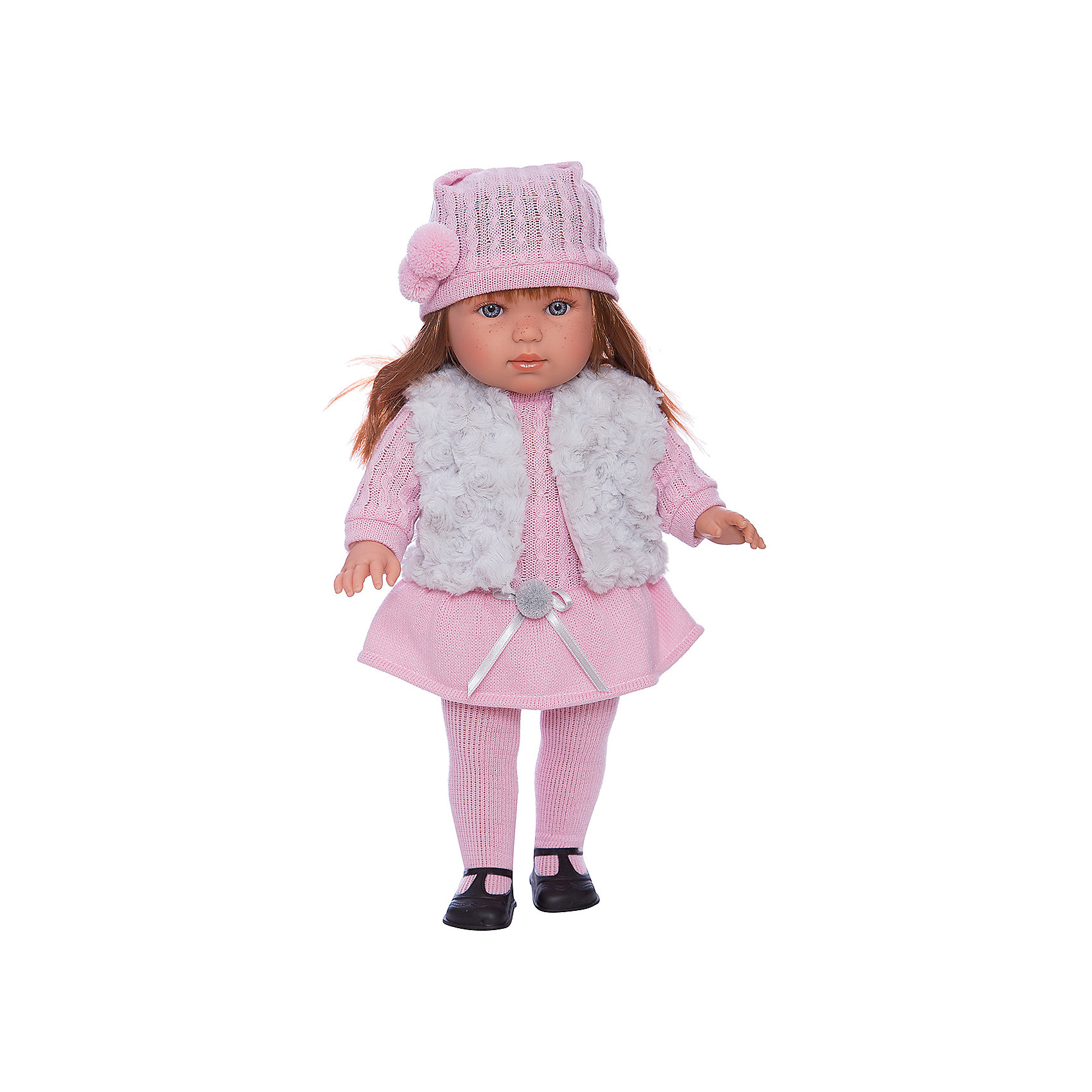 Llorens Кукла Лаура, 45 см, Llorens llorens кукла лаура 45 см l 54514