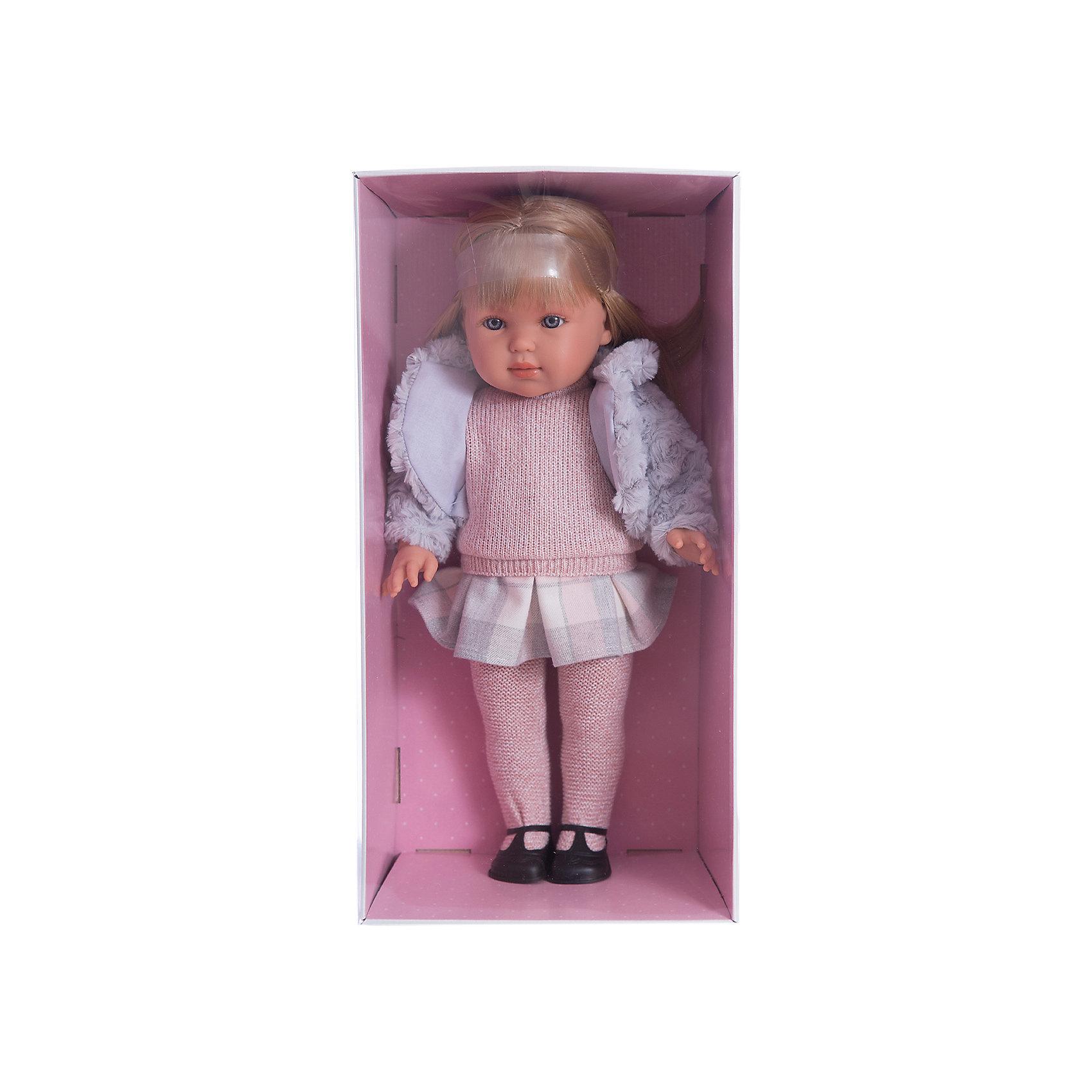 Llorens Кукла Лаура 45 см, Llorens llorens кукла лаура 45 см l 54514